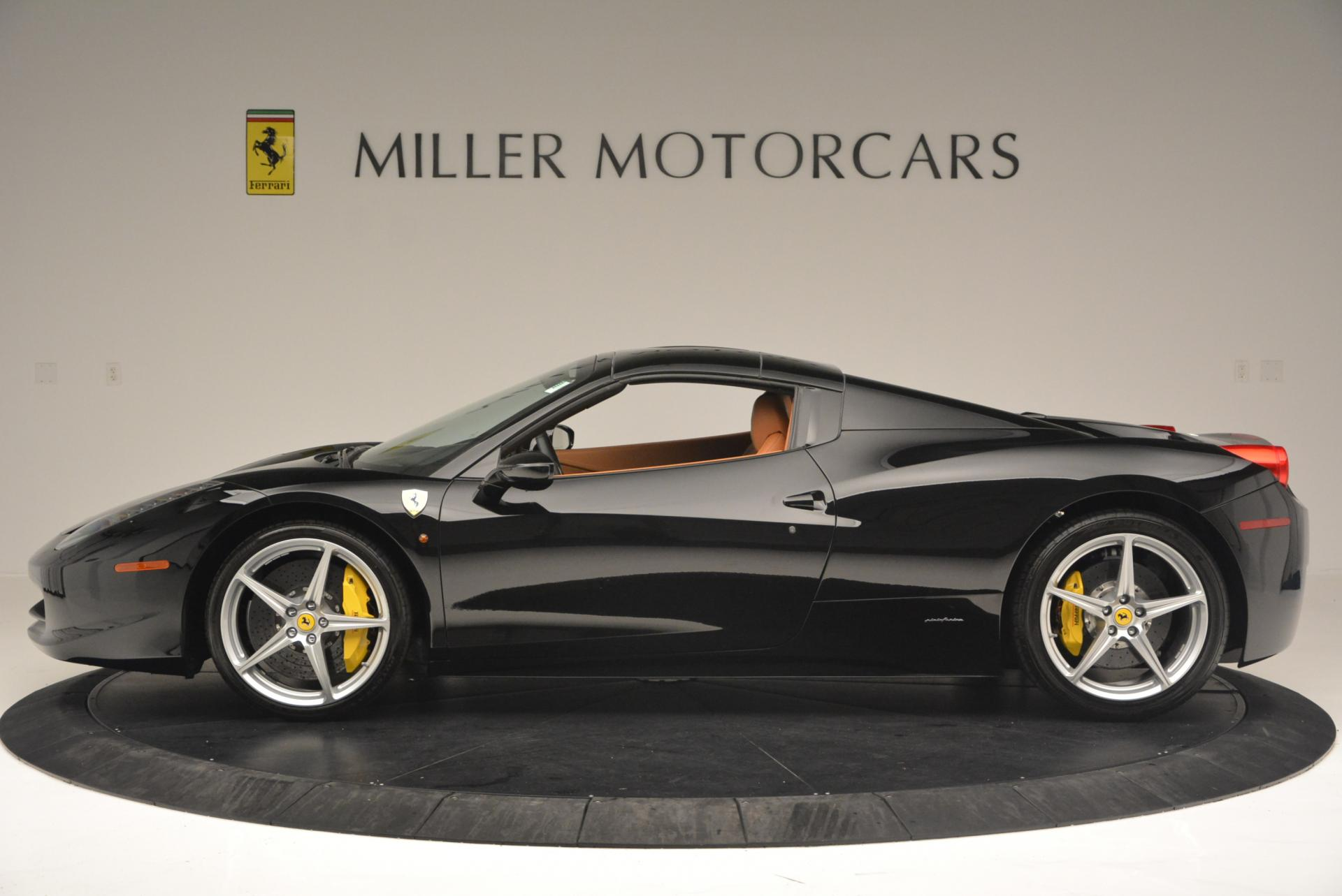 Used 2015 Ferrari 458 Spider  For Sale In Greenwich, CT. Alfa Romeo of Greenwich, 4313 137_p15