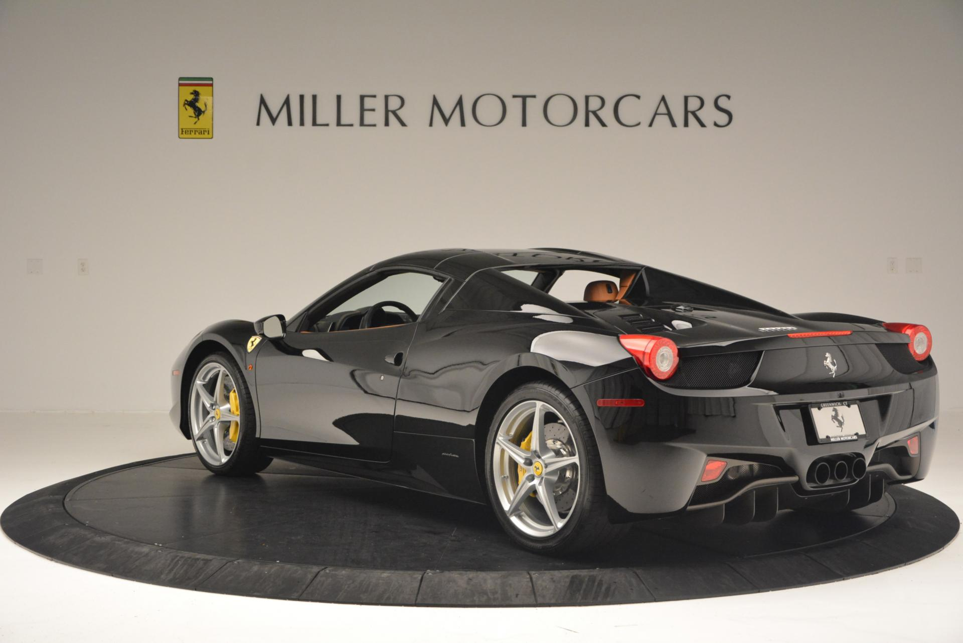 Used 2015 Ferrari 458 Spider  For Sale In Greenwich, CT. Alfa Romeo of Greenwich, 4313 137_p17