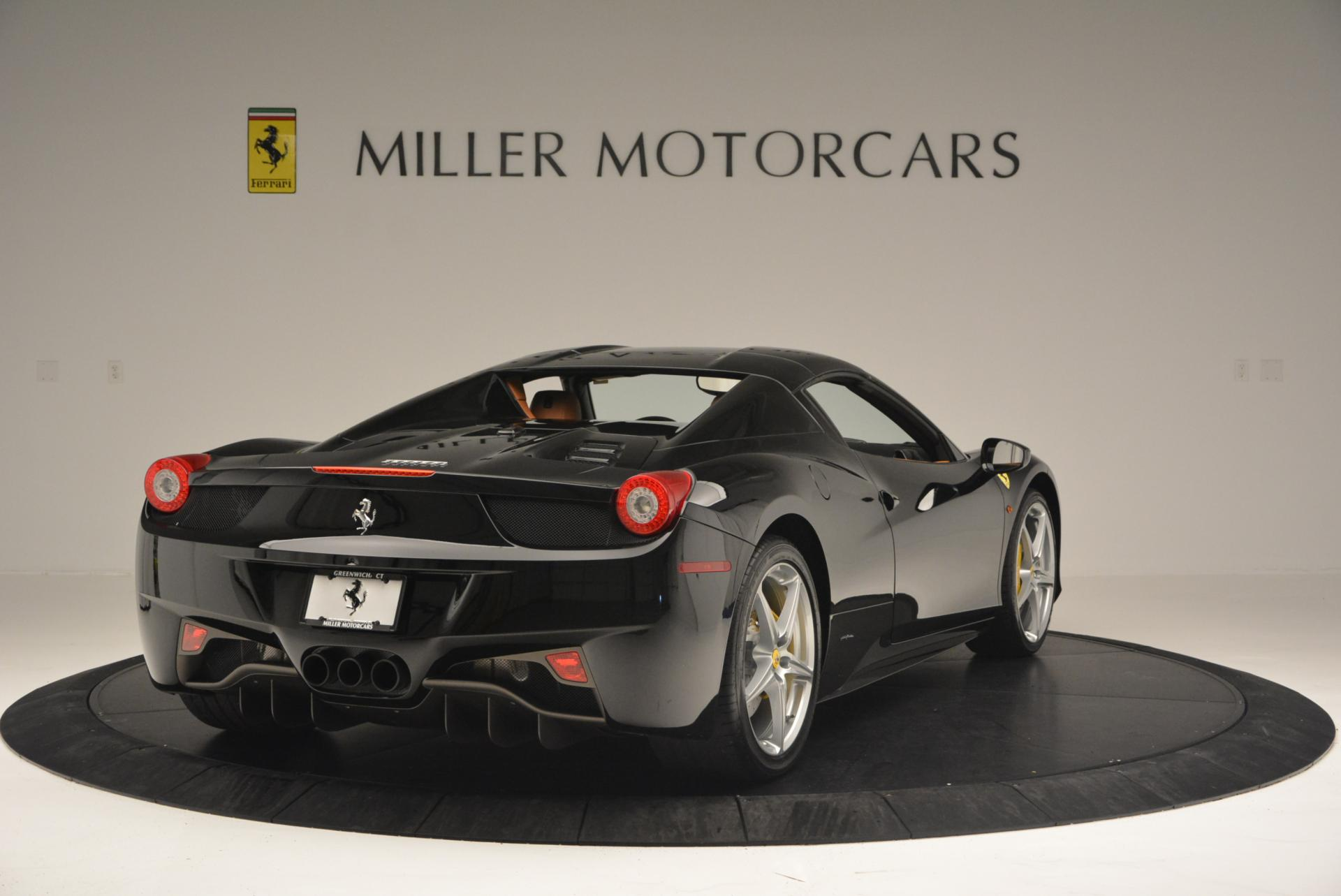 Used 2015 Ferrari 458 Spider  For Sale In Greenwich, CT. Alfa Romeo of Greenwich, 4313 137_p19