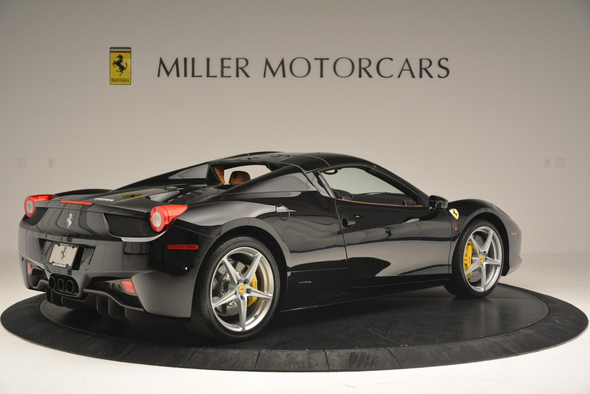 Used 2015 Ferrari 458 Spider  For Sale In Greenwich, CT. Alfa Romeo of Greenwich, 4313 137_p20