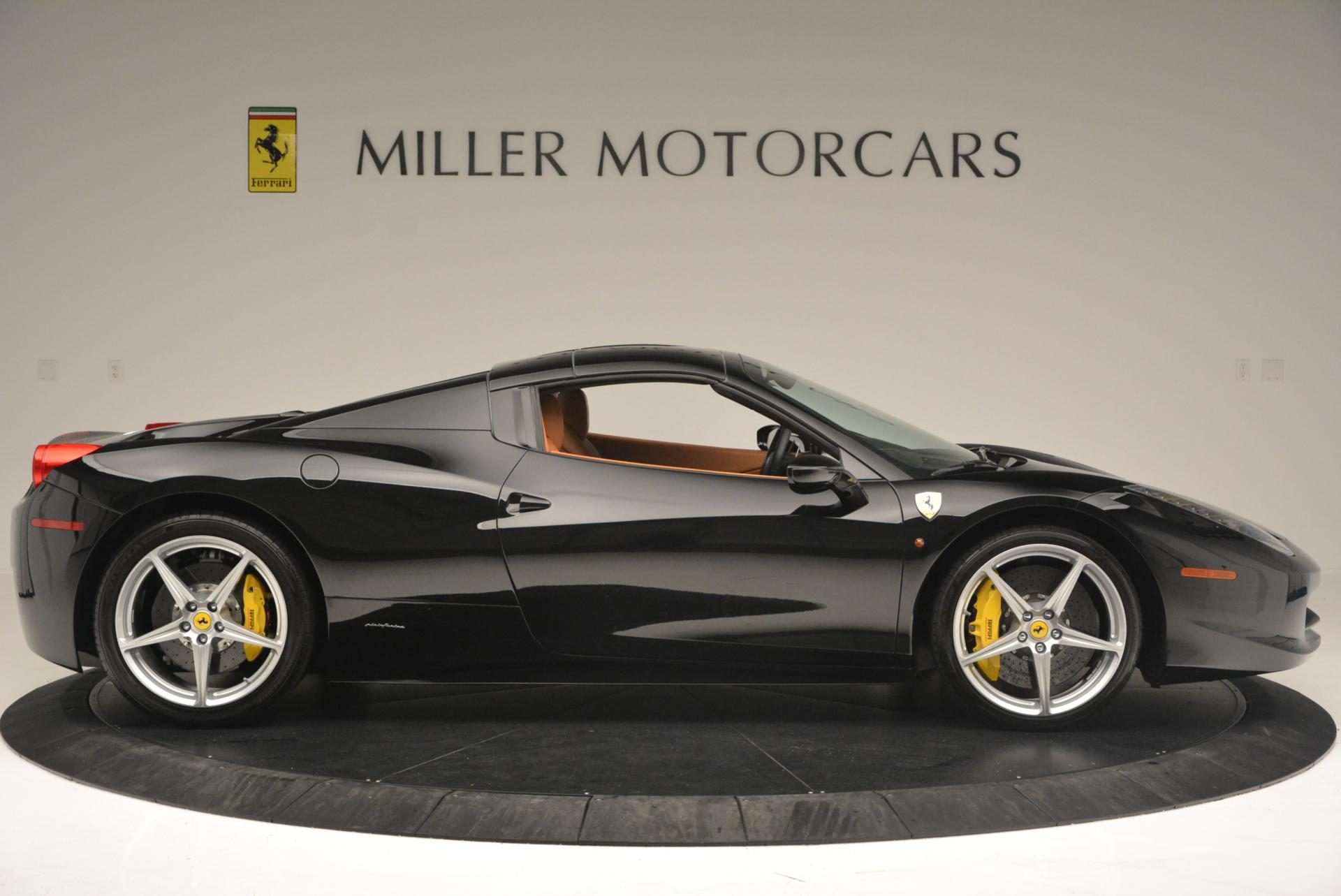 Used 2015 Ferrari 458 Spider  For Sale In Greenwich, CT. Alfa Romeo of Greenwich, 4313 137_p21