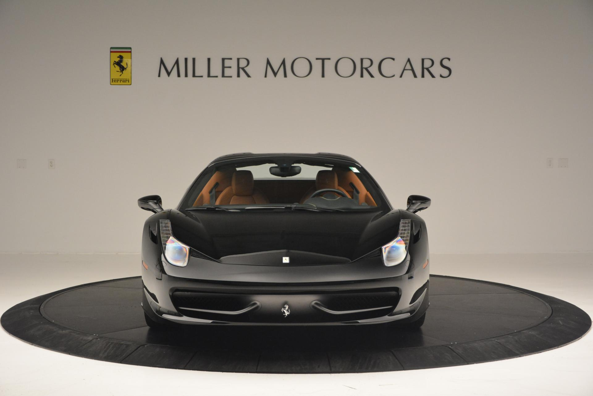 Used 2015 Ferrari 458 Spider  For Sale In Greenwich, CT. Alfa Romeo of Greenwich, 4313 137_p24