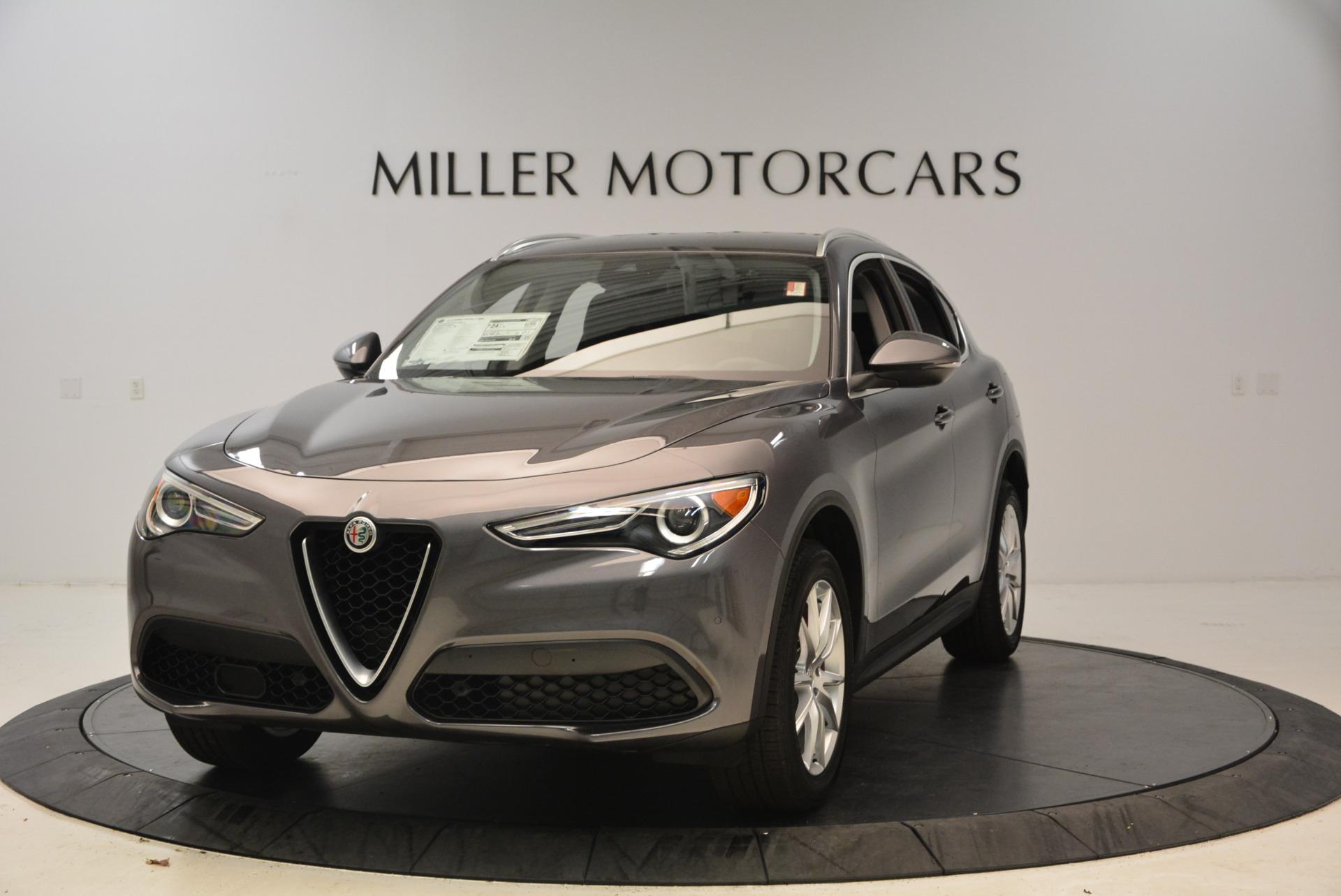 New 2018 Alfa Romeo Stelvio Ti Q4 For Sale In Greenwich, CT. Alfa Romeo of Greenwich, L173 1371_main