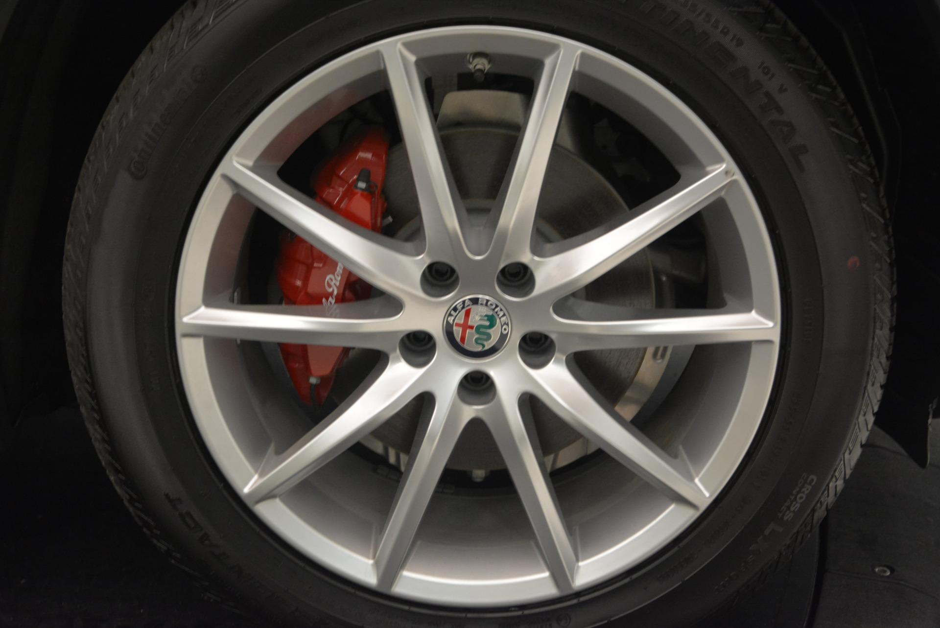 New 2018 Alfa Romeo Stelvio Ti Q4 For Sale In Greenwich, CT. Alfa Romeo of Greenwich, L173 1371_p25