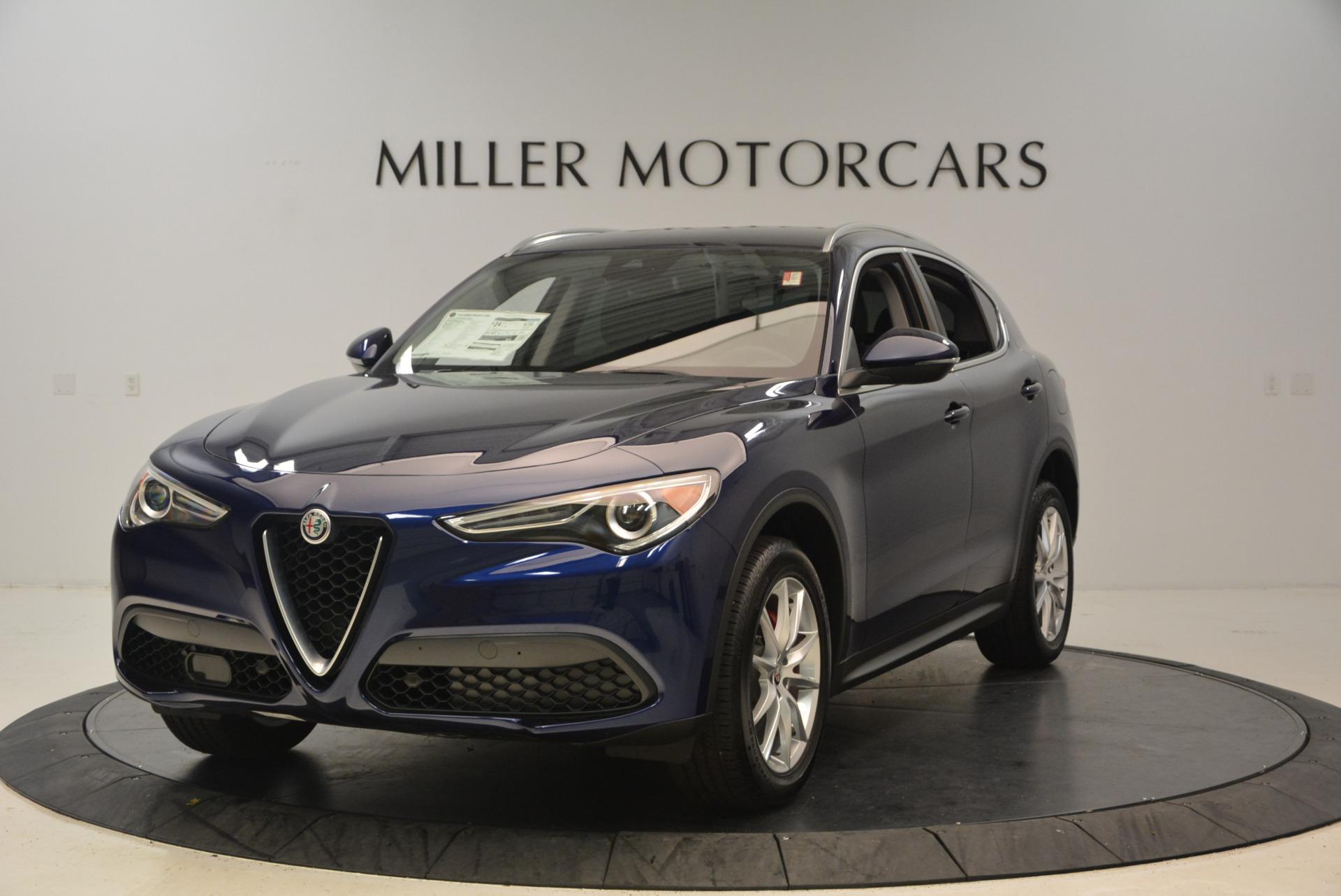 New 2018 Alfa Romeo Stelvio Ti Q4 For Sale In Greenwich, CT. Alfa Romeo of Greenwich, L176 1373_main