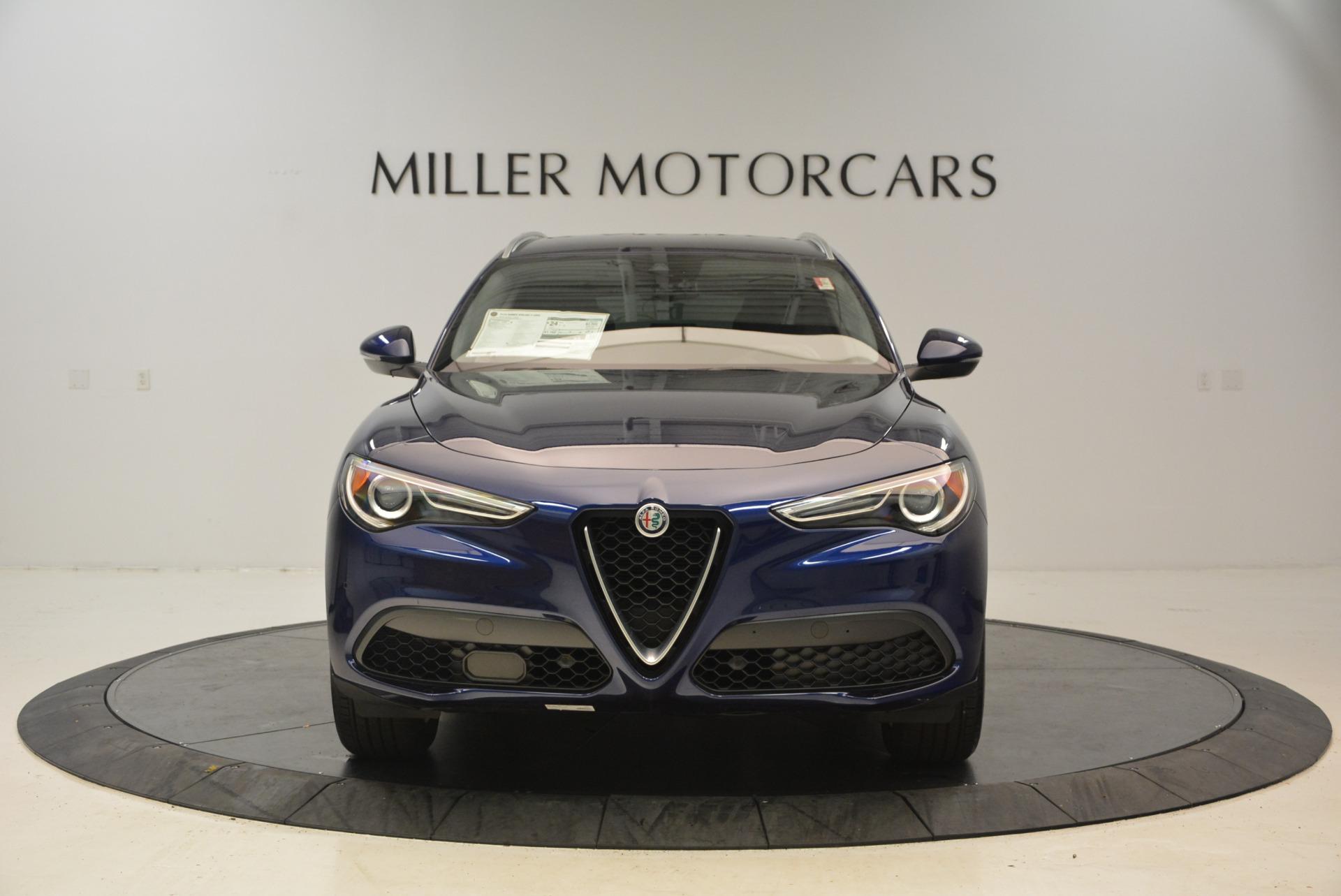New 2018 Alfa Romeo Stelvio Ti Q4 For Sale In Greenwich, CT. Alfa Romeo of Greenwich, L176 1373_p12