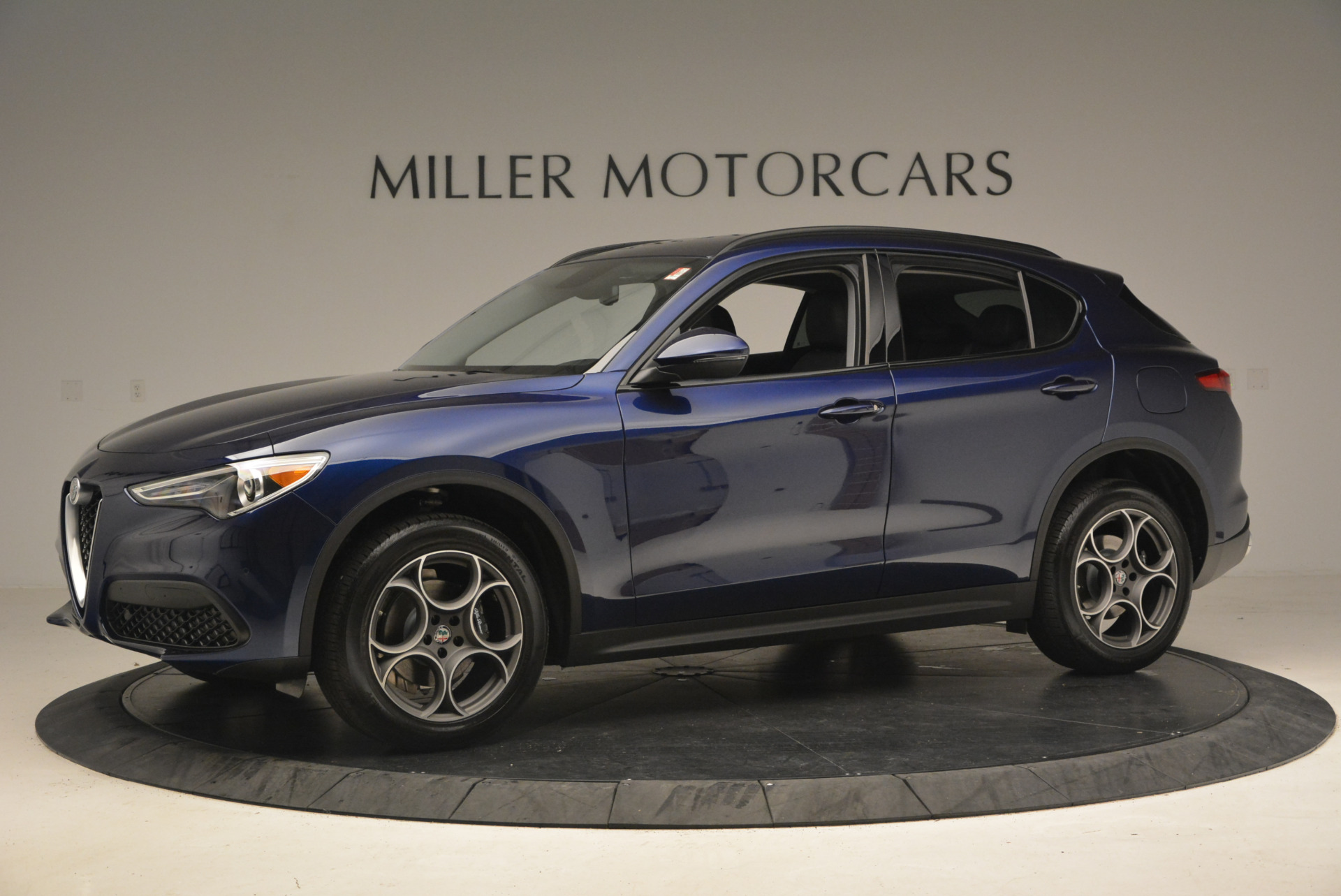 New 2018 Alfa Romeo Stelvio Sport Q4 For Sale In Greenwich, CT. Alfa Romeo of Greenwich, LW005 1375_p2