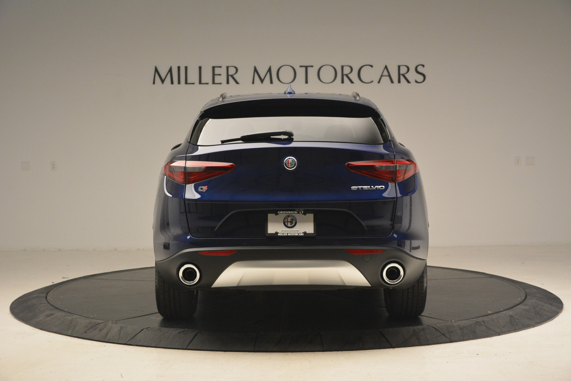 New 2018 Alfa Romeo Stelvio Sport Q4 For Sale In Greenwich, CT. Alfa Romeo of Greenwich, LW005 1375_p7