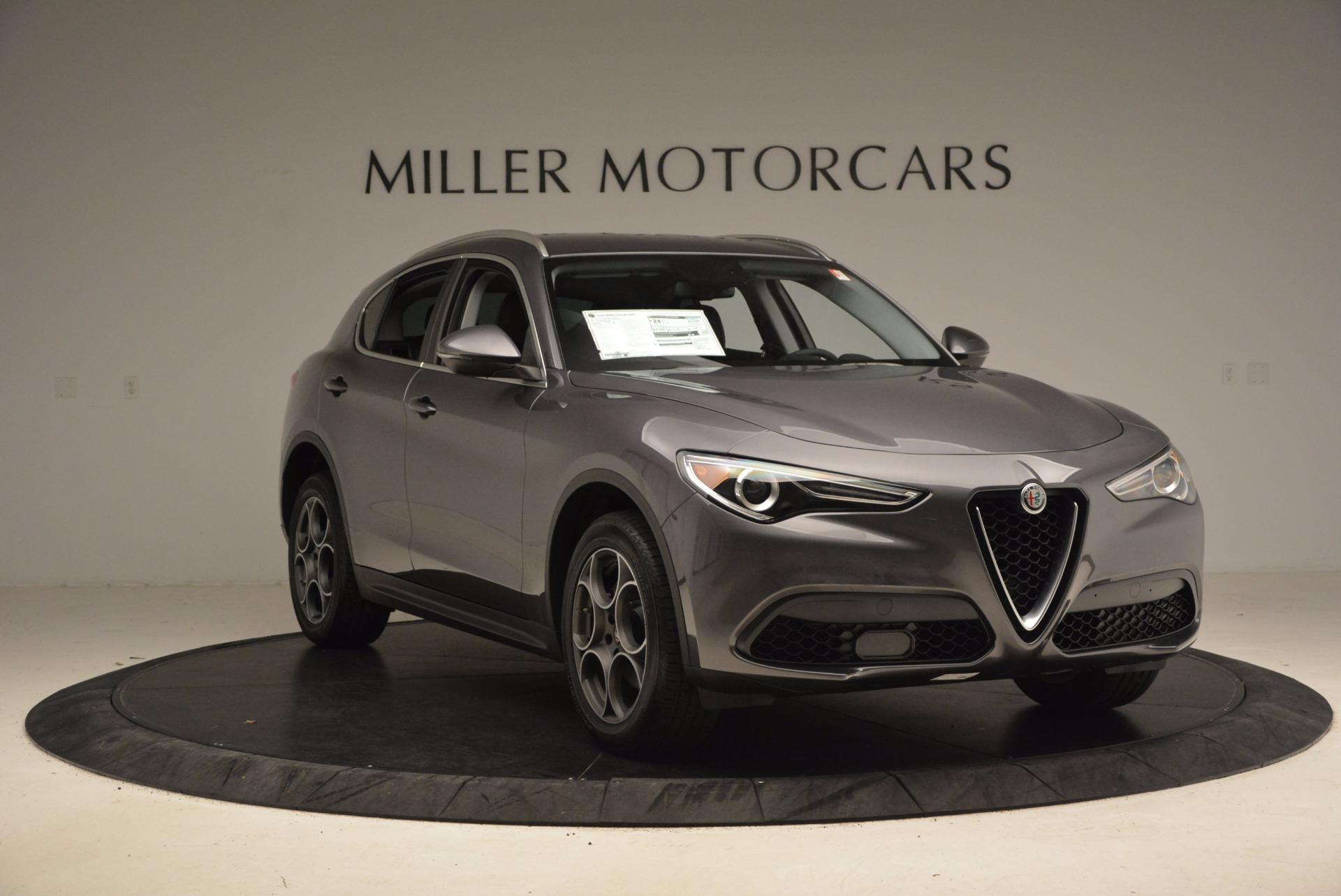New 2018 Alfa Romeo Stelvio Q4 For Sale In Greenwich, CT. Alfa Romeo of Greenwich, L179 1376_p11