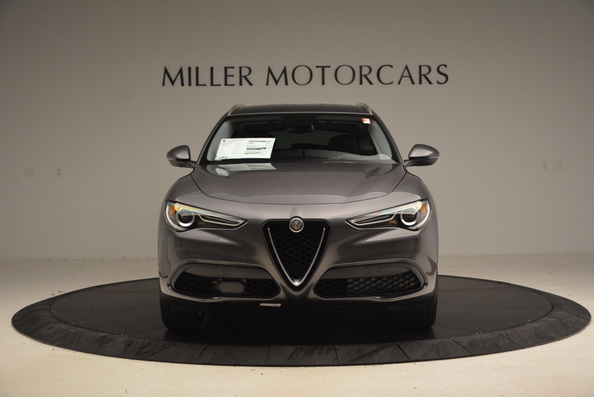 New 2018 Alfa Romeo Stelvio Q4 For Sale In Greenwich, CT. Alfa Romeo of Greenwich, L179 1376_p12