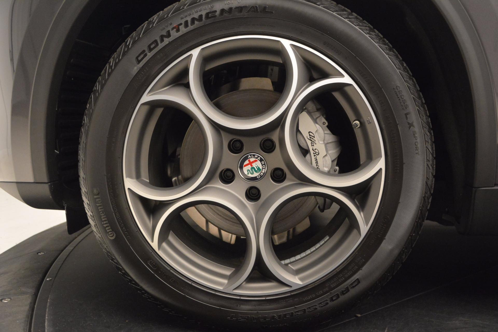 New 2018 Alfa Romeo Stelvio Q4 For Sale In Greenwich, CT. Alfa Romeo of Greenwich, L179 1376_p25