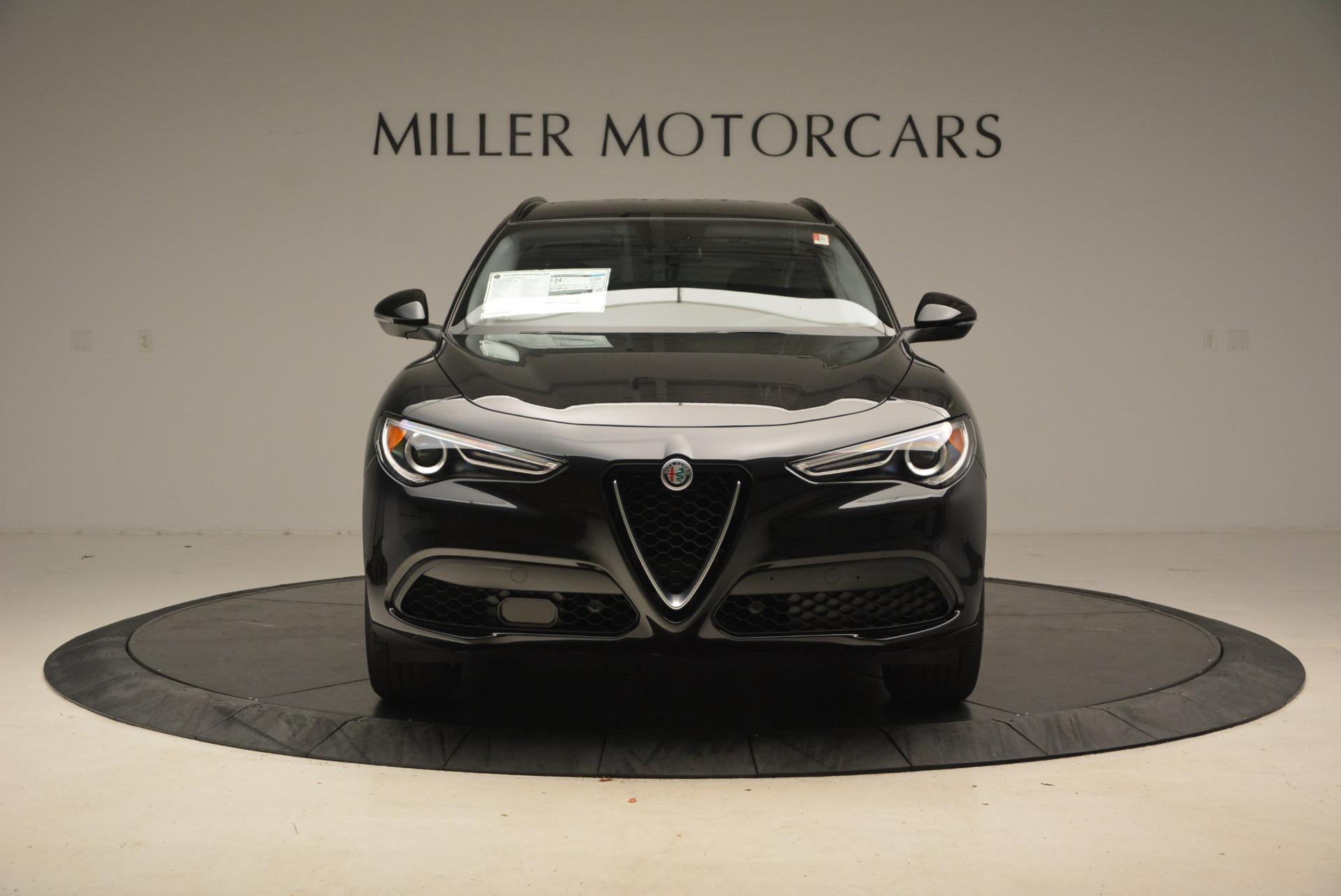 New 2018 Alfa Romeo Stelvio Sport Q4 For Sale In Greenwich, CT. Alfa Romeo of Greenwich, L182 1377_p12