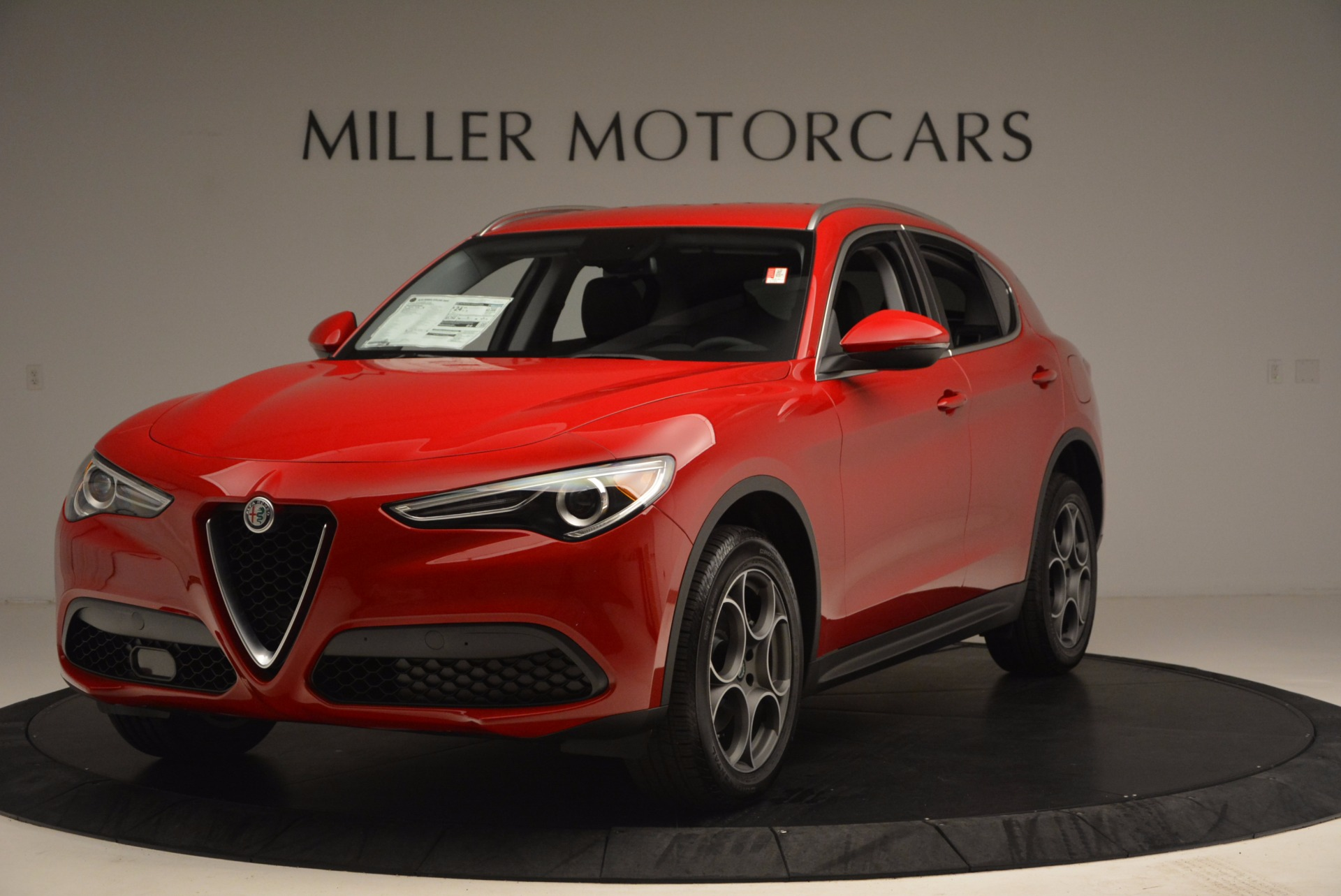 New 2018 Alfa Romeo Stelvio  For Sale In Greenwich, CT. Alfa Romeo of Greenwich, L184