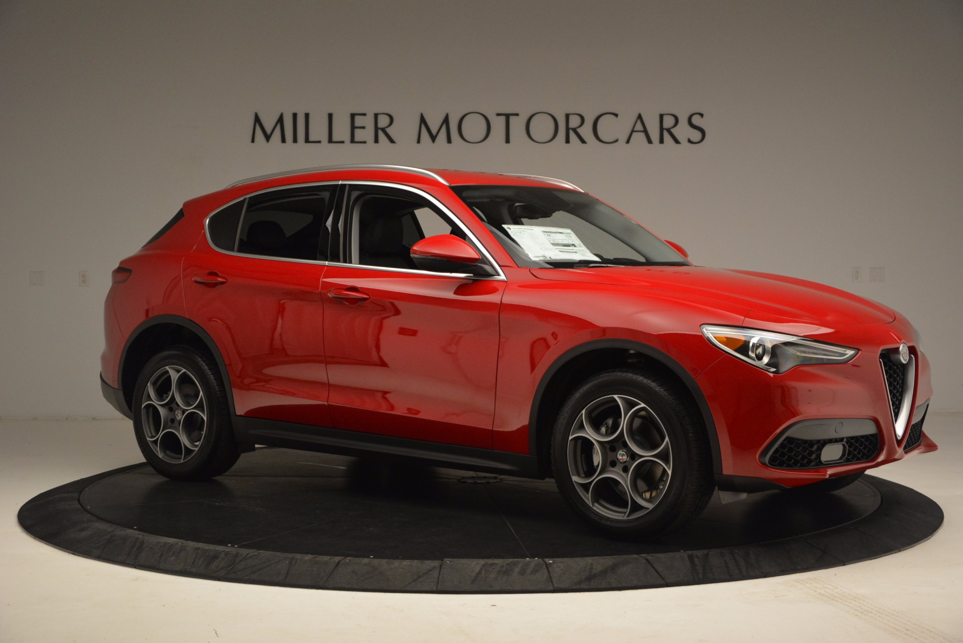 New 2018 Alfa Romeo Stelvio  For Sale In Greenwich, CT. Alfa Romeo of Greenwich, L184 1379_p10