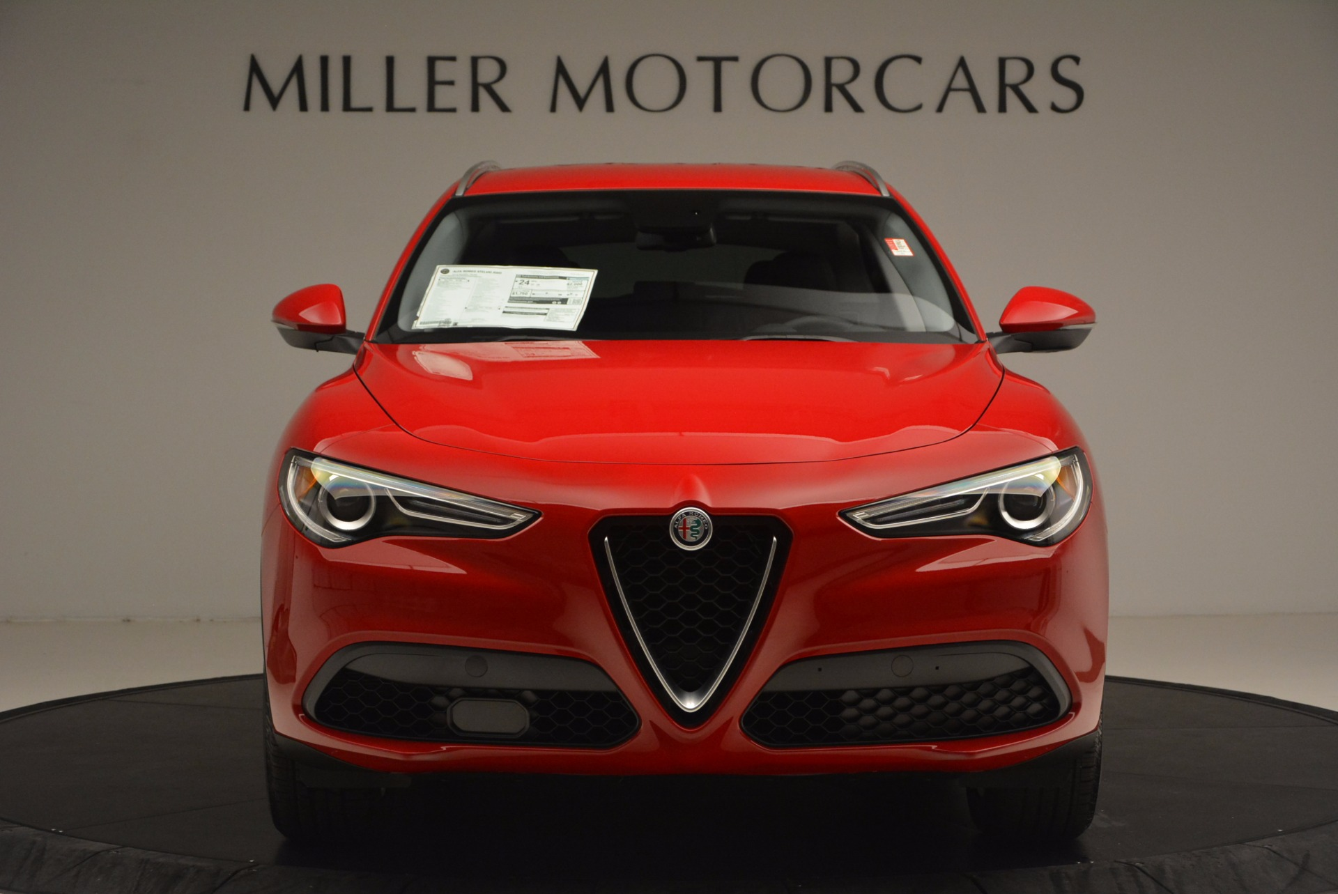 New 2018 Alfa Romeo Stelvio  For Sale In Greenwich, CT. Alfa Romeo of Greenwich, L184 1379_p12