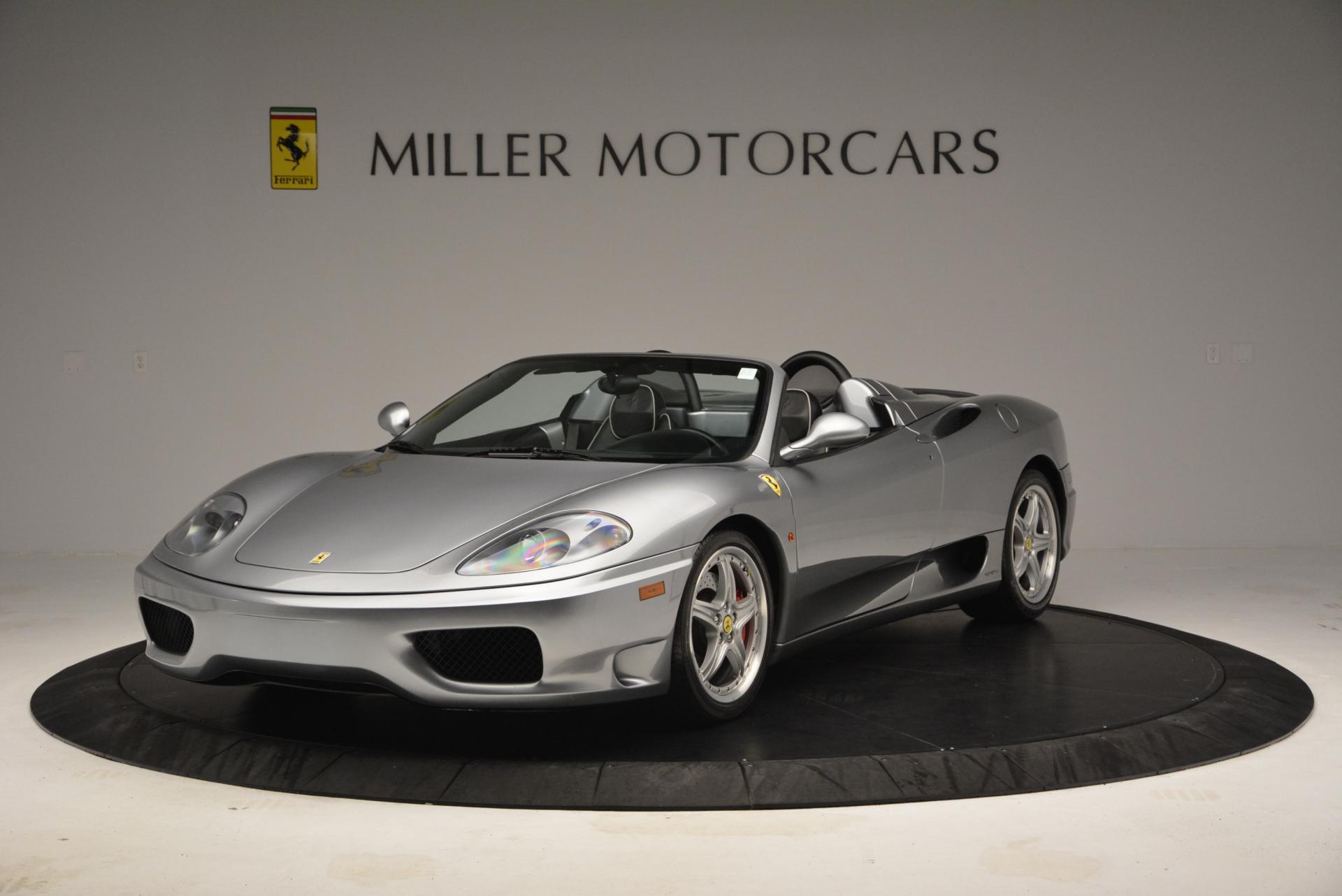 Used 2004 Ferrari 360 Spider 6-Speed Manual  For Sale In Greenwich, CT. Alfa Romeo of Greenwich, 4317 138_main