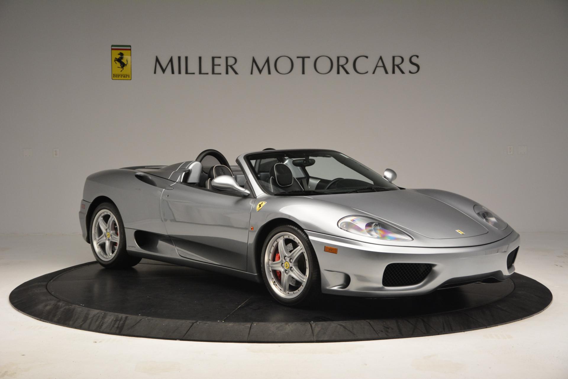 Used 2004 Ferrari 360 Spider 6-Speed Manual  For Sale In Greenwich, CT. Alfa Romeo of Greenwich, 4317 138_p11