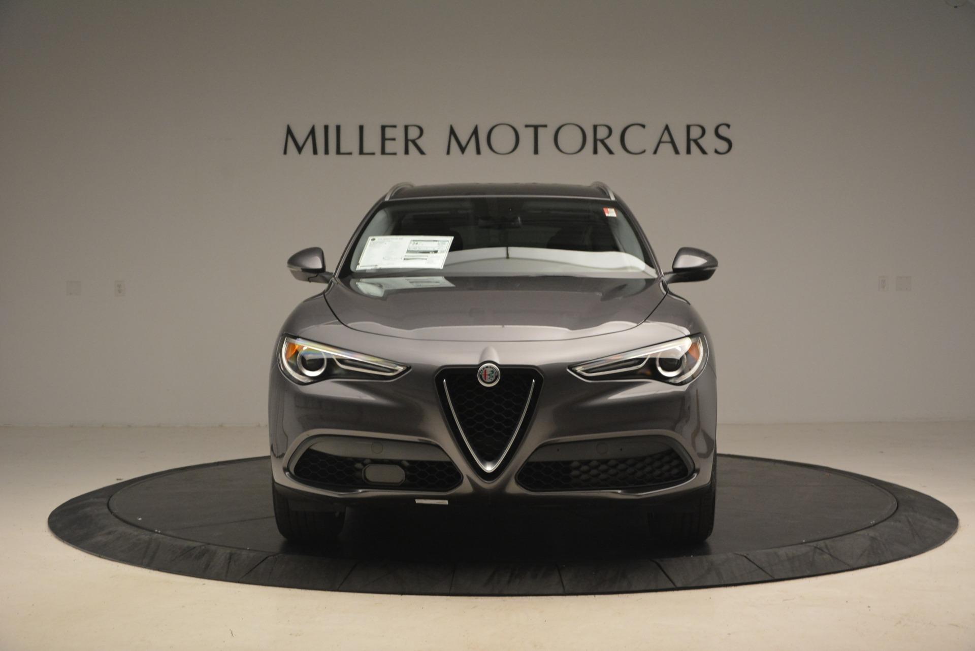 New 2018 Alfa Romeo Stelvio Sport Q4 For Sale In Greenwich, CT. Alfa Romeo of Greenwich, L186 1381_p12
