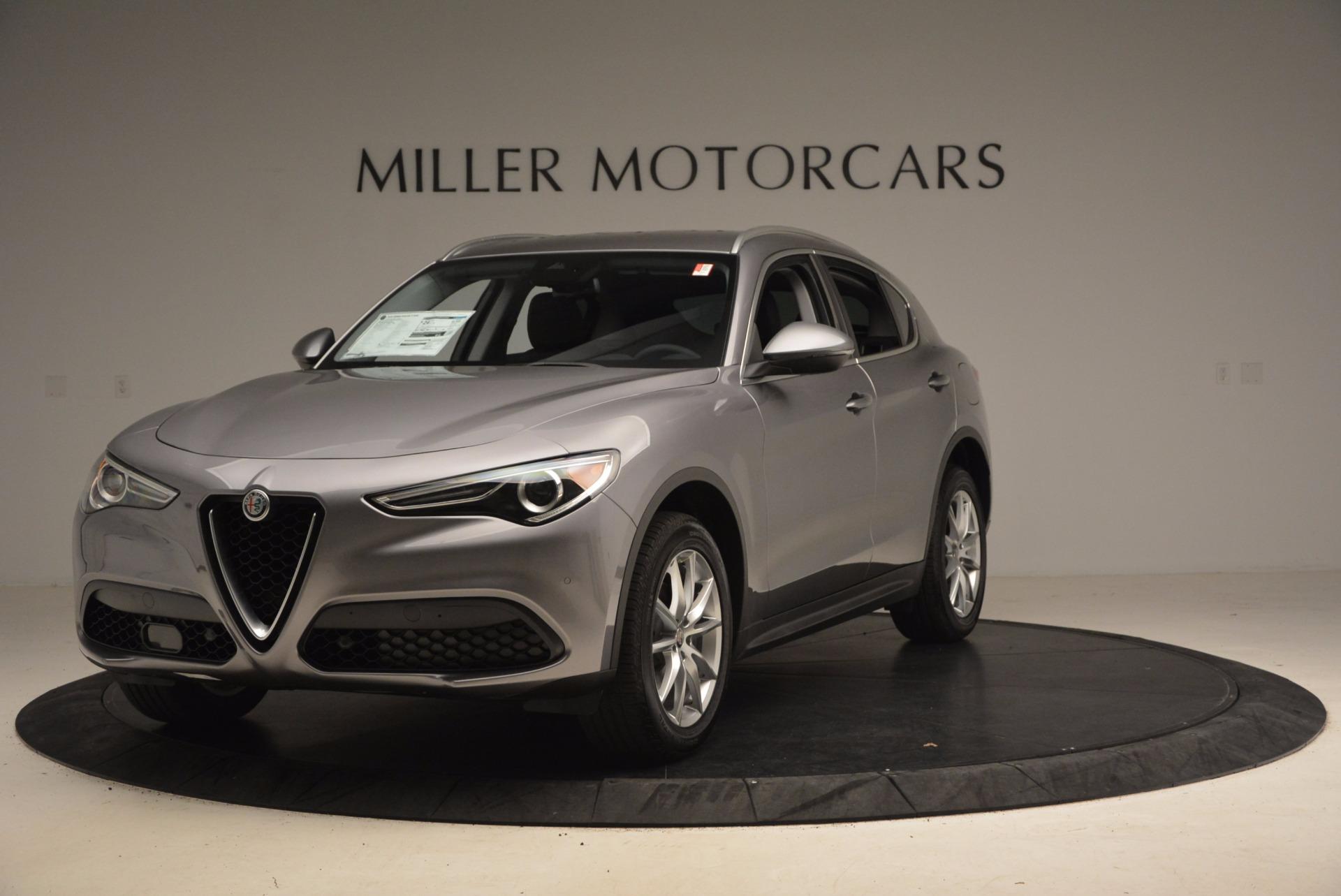 New 2018 Alfa Romeo Stelvio Ti Q4 For Sale In Greenwich, CT. Alfa Romeo of Greenwich, L188 1383_main
