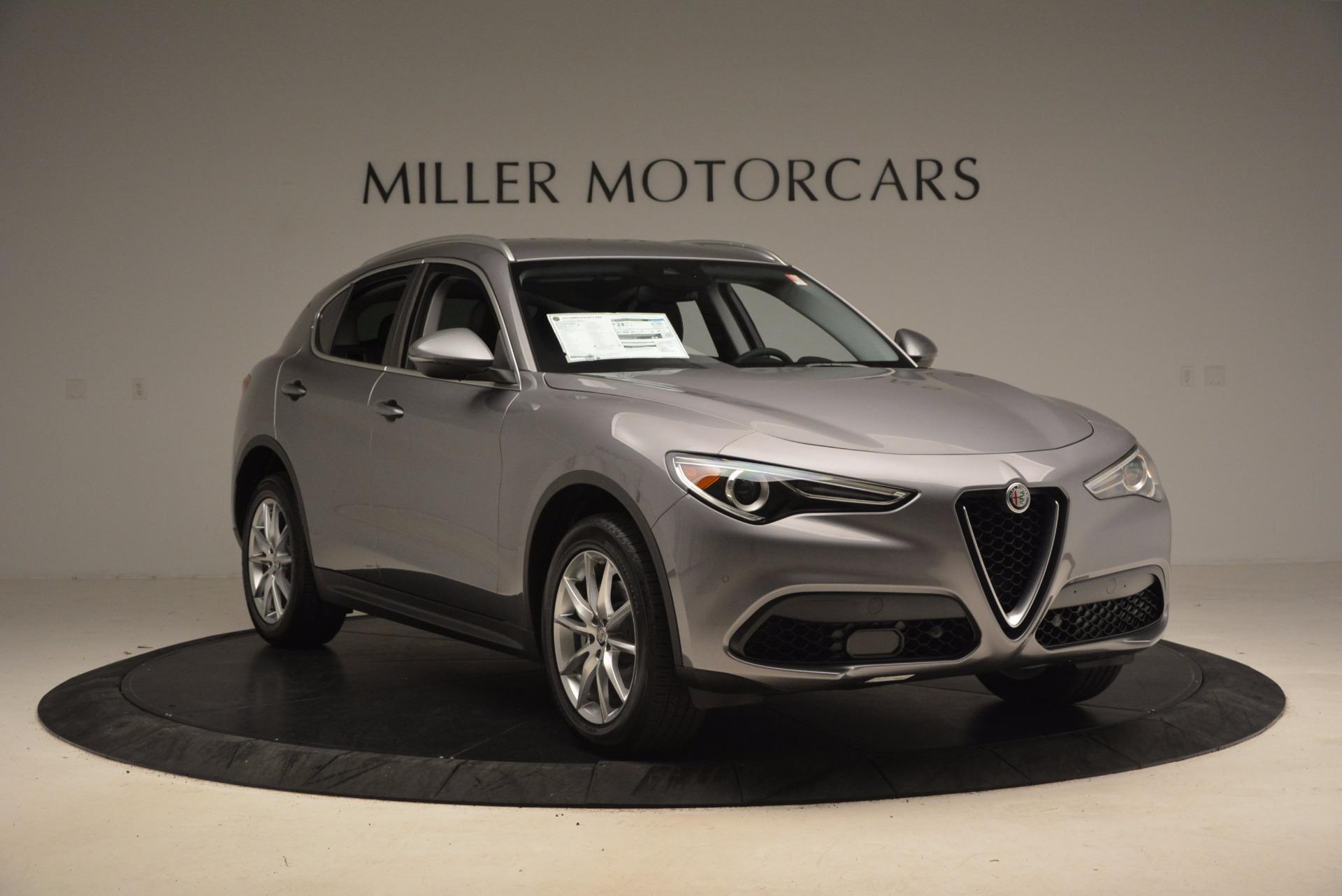 New 2018 Alfa Romeo Stelvio Ti Q4 For Sale In Greenwich, CT. Alfa Romeo of Greenwich, L188 1383_p11