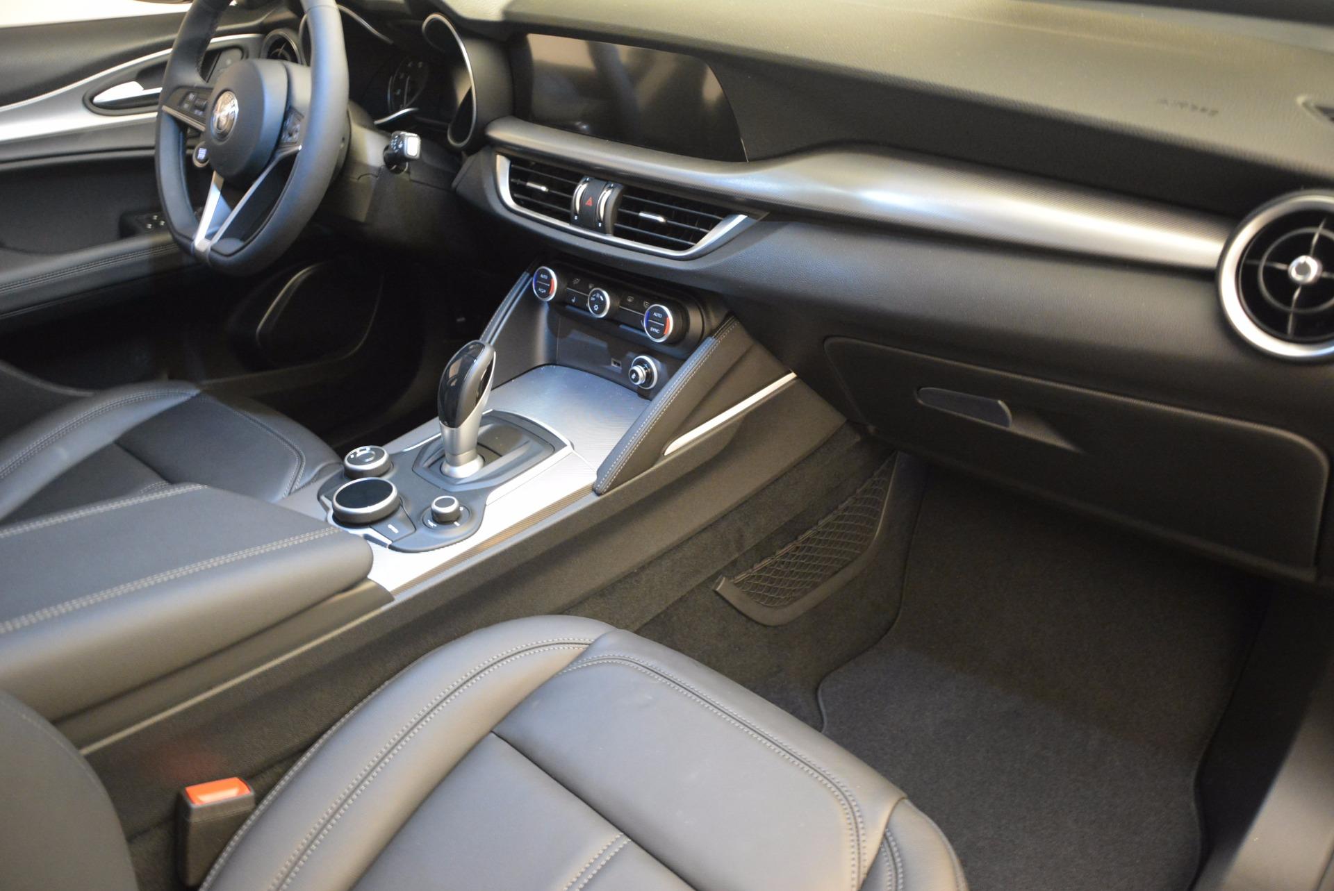 New 2018 Alfa Romeo Stelvio Ti Q4 For Sale In Greenwich, CT. Alfa Romeo of Greenwich, L188 1383_p16