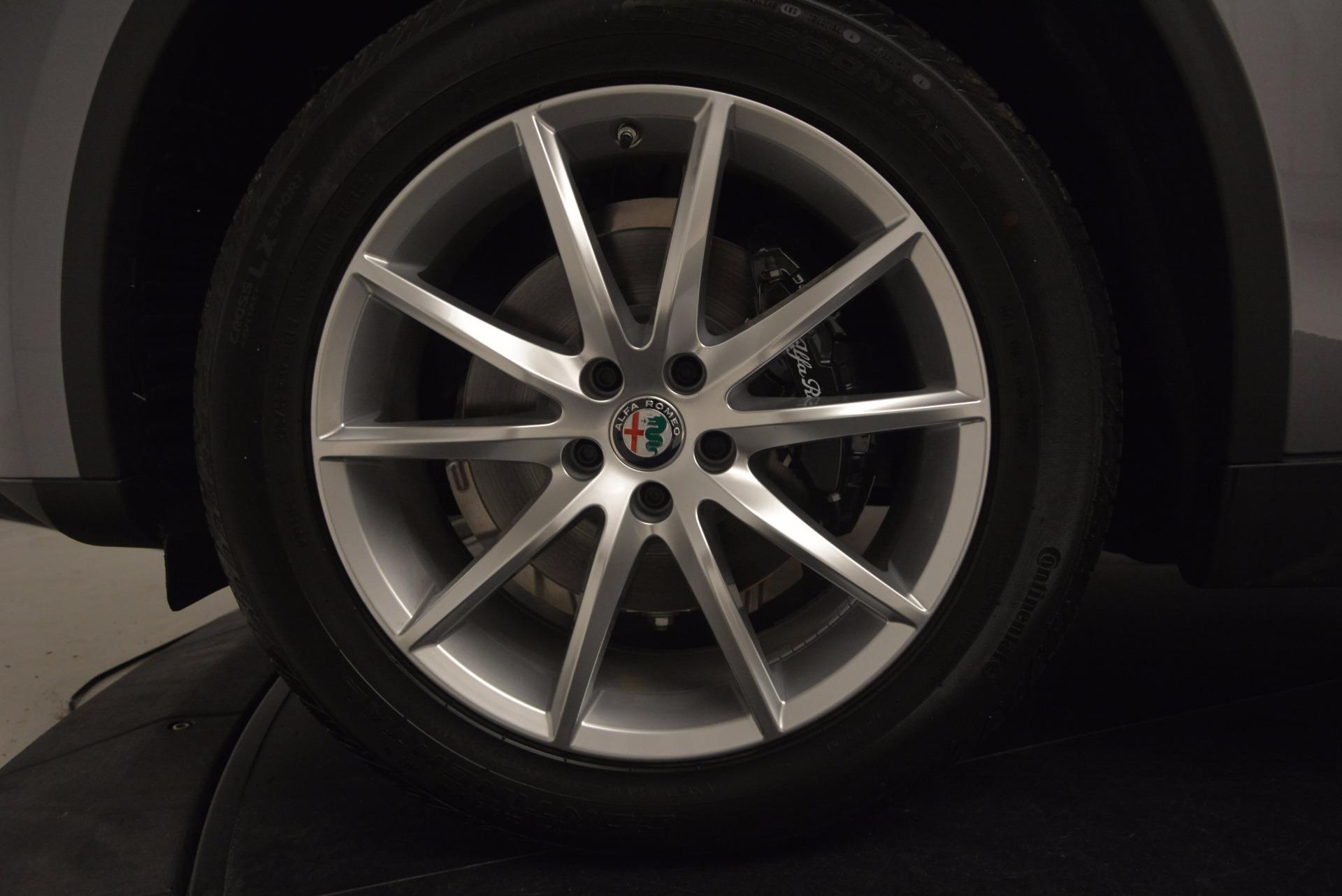 New 2018 Alfa Romeo Stelvio Ti Q4 For Sale In Greenwich, CT. Alfa Romeo of Greenwich, L188 1383_p26