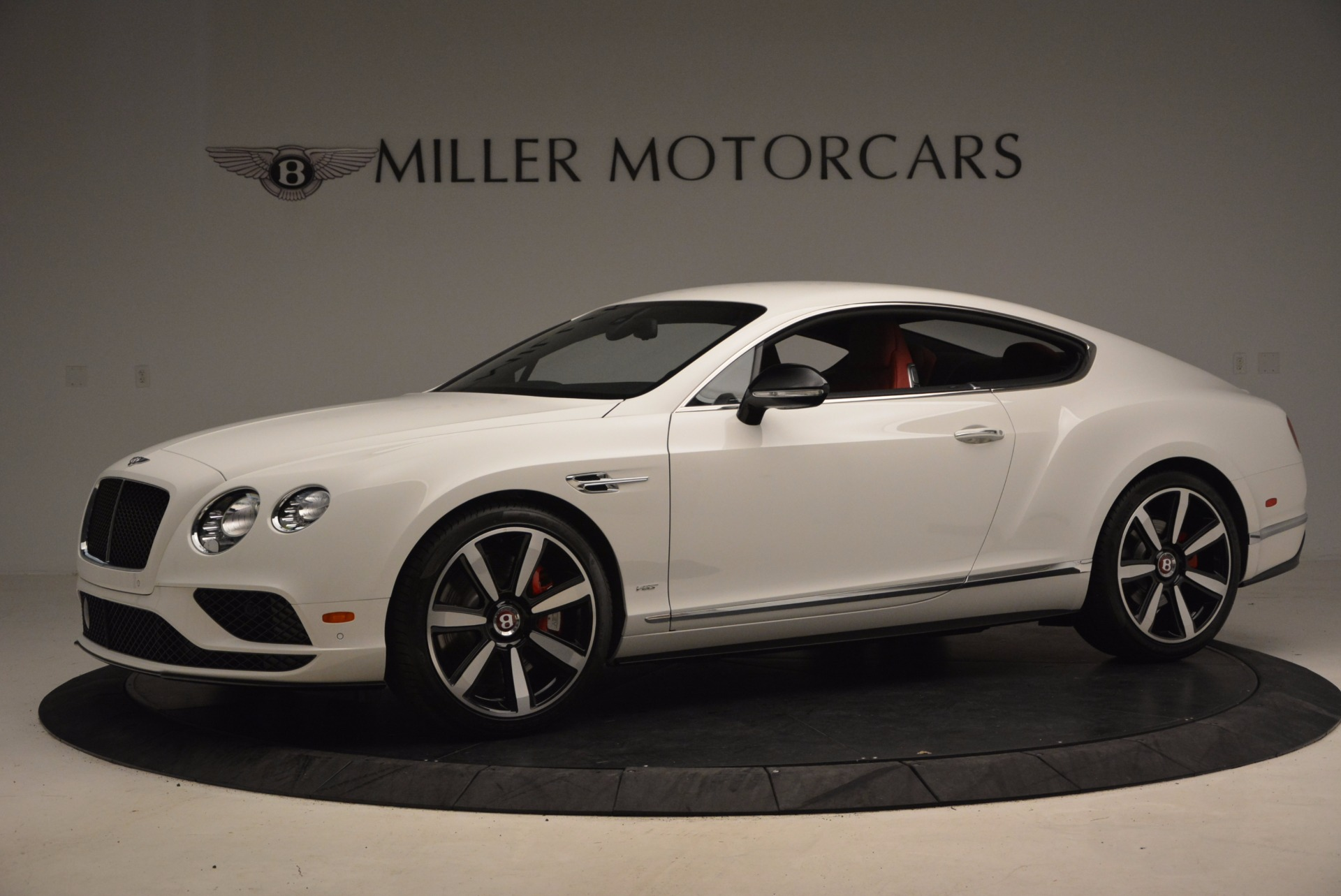 New 2017 Bentley Continental GT V8 S For Sale In Greenwich, CT. Alfa Romeo of Greenwich, B1277 1384_p2