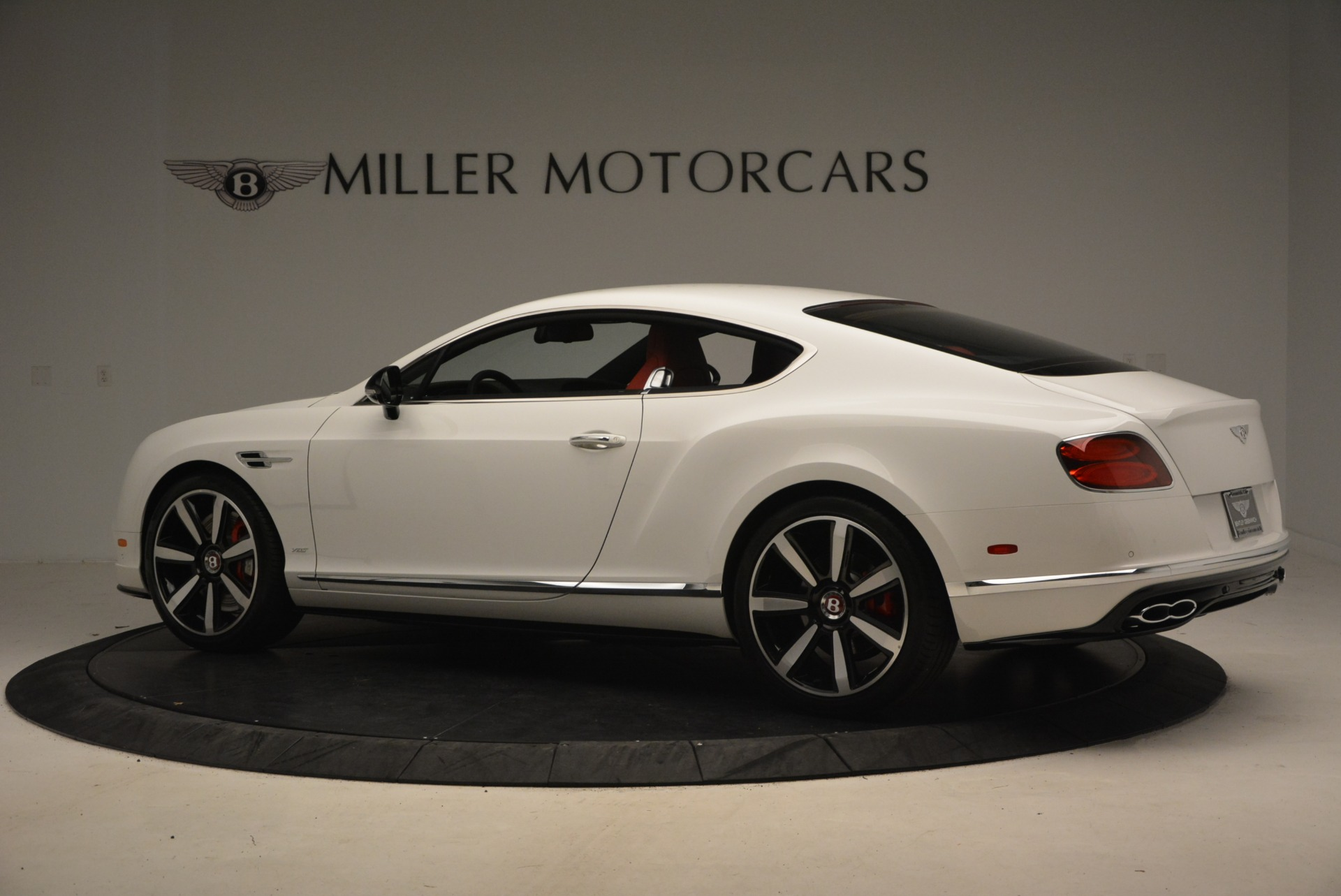 New 2017 Bentley Continental GT V8 S For Sale In Greenwich, CT. Alfa Romeo of Greenwich, B1277 1384_p4