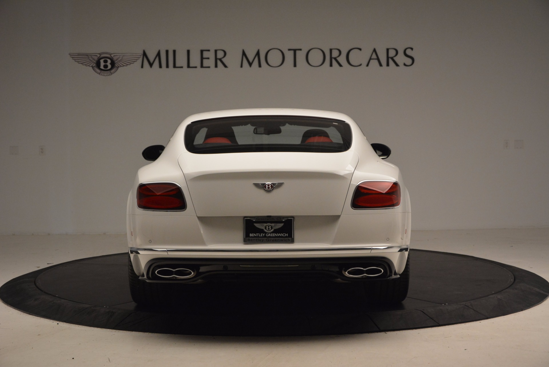 New 2017 Bentley Continental GT V8 S For Sale In Greenwich, CT. Alfa Romeo of Greenwich, B1277 1384_p6