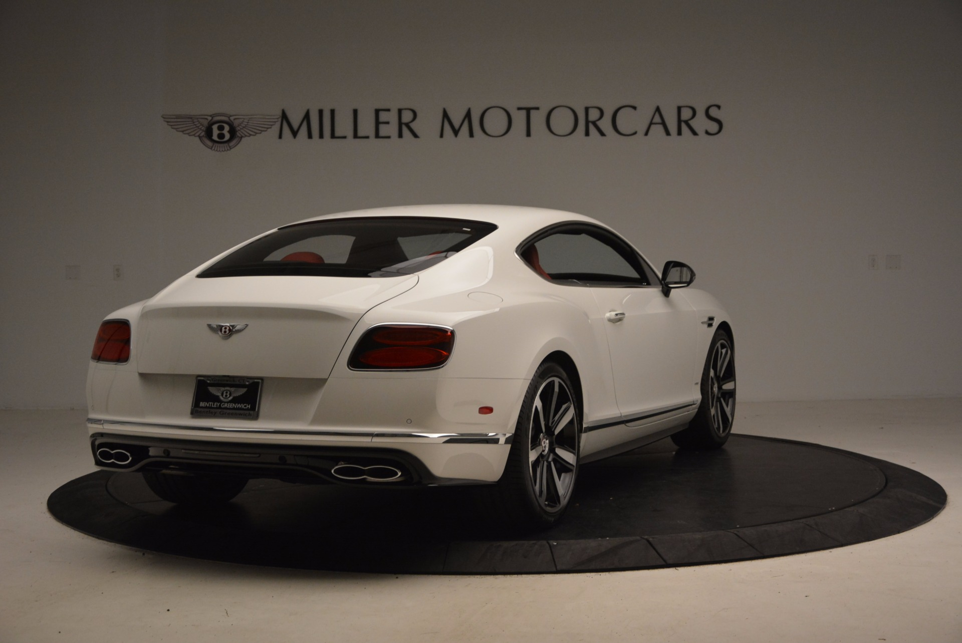 New 2017 Bentley Continental GT V8 S For Sale In Greenwich, CT. Alfa Romeo of Greenwich, B1277 1384_p7