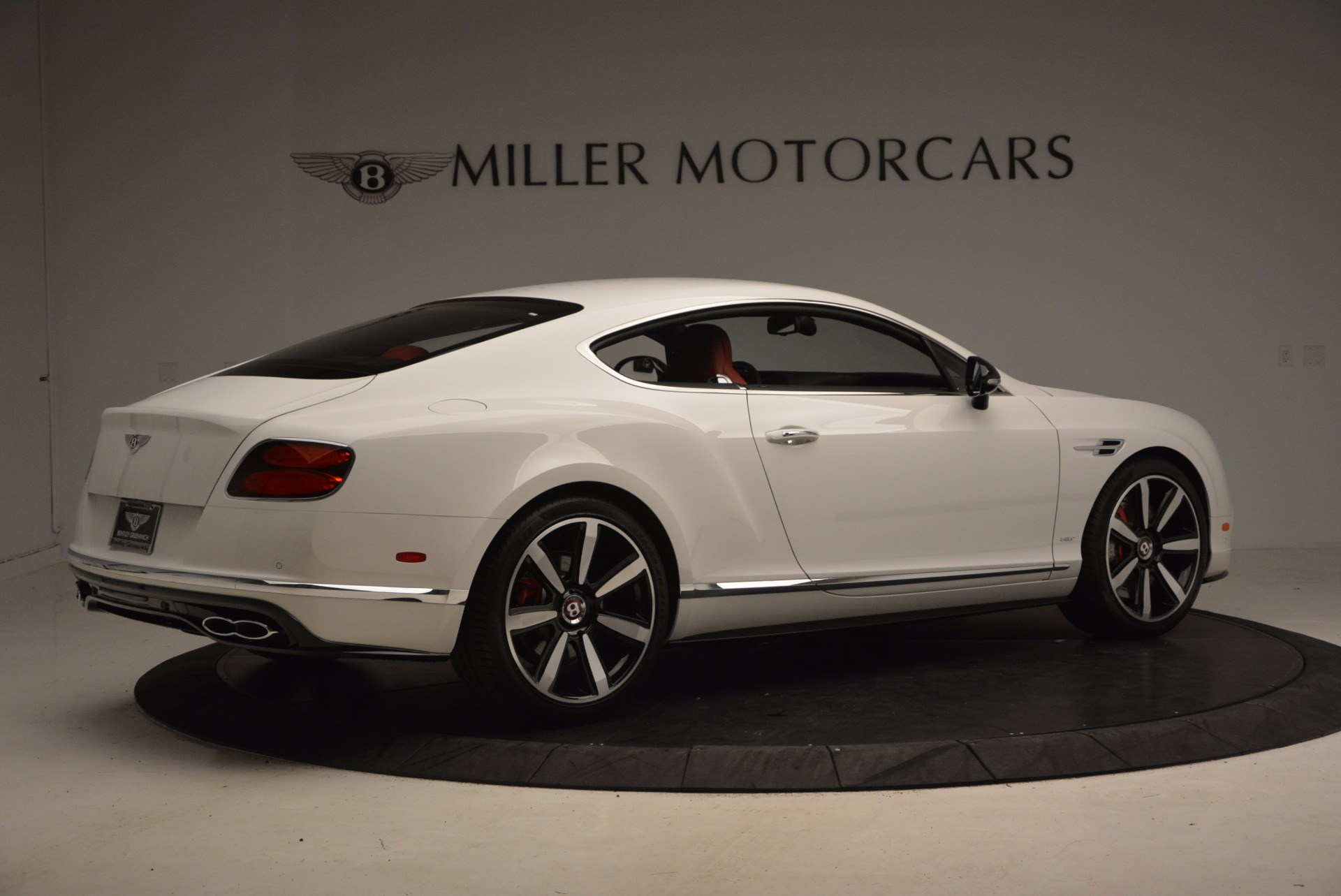 New 2017 Bentley Continental GT V8 S For Sale In Greenwich, CT. Alfa Romeo of Greenwich, B1277 1384_p8