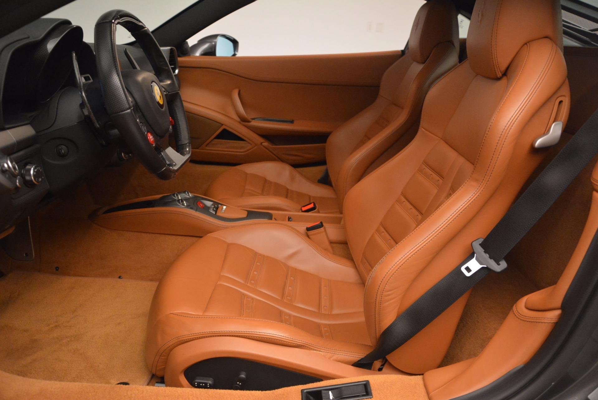 Used 2011 Ferrari 458 Italia  For Sale In Greenwich, CT. Alfa Romeo of Greenwich, 4393A 1385_p14