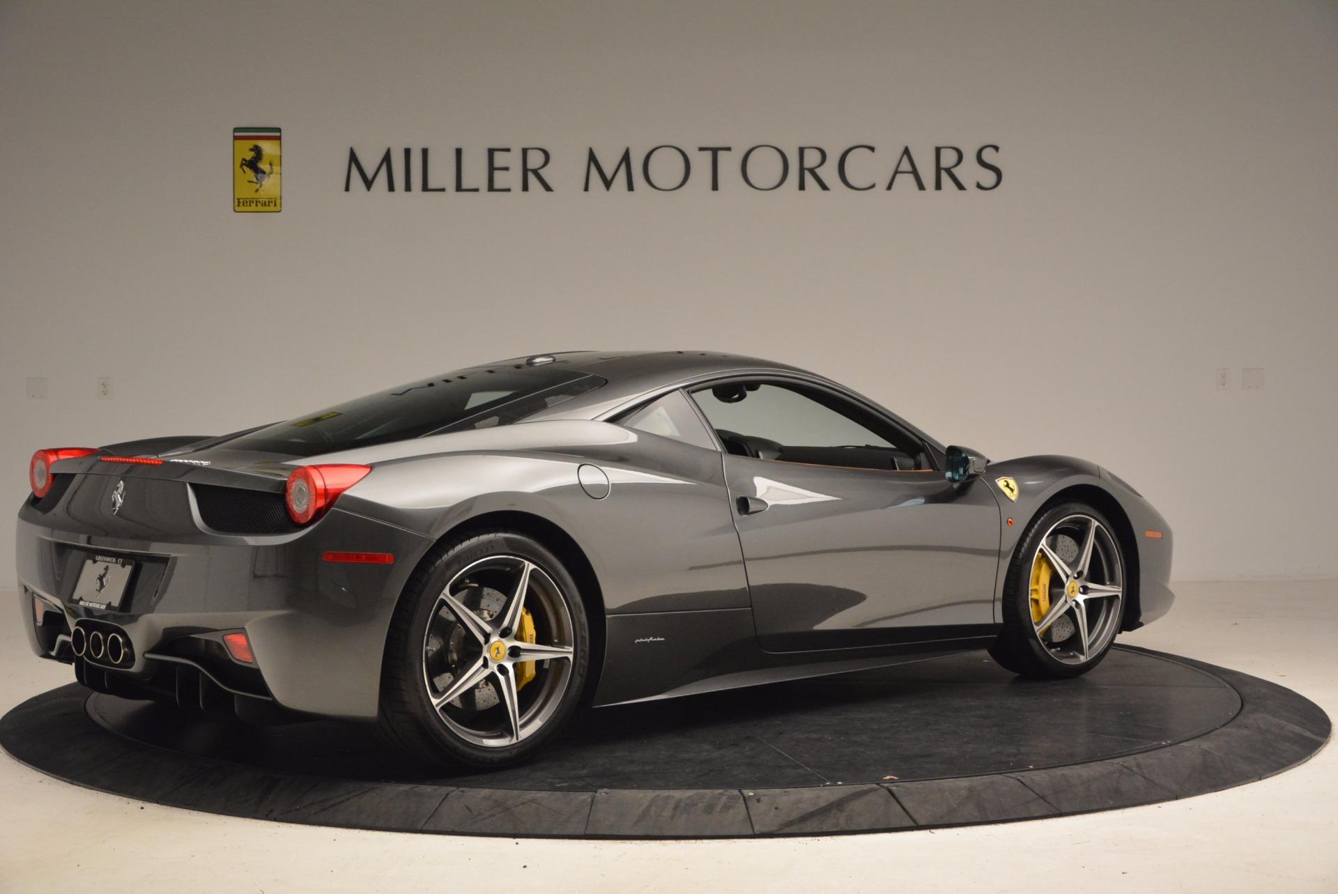 Used 2011 Ferrari 458 Italia  For Sale In Greenwich, CT. Alfa Romeo of Greenwich, 4393A 1385_p8