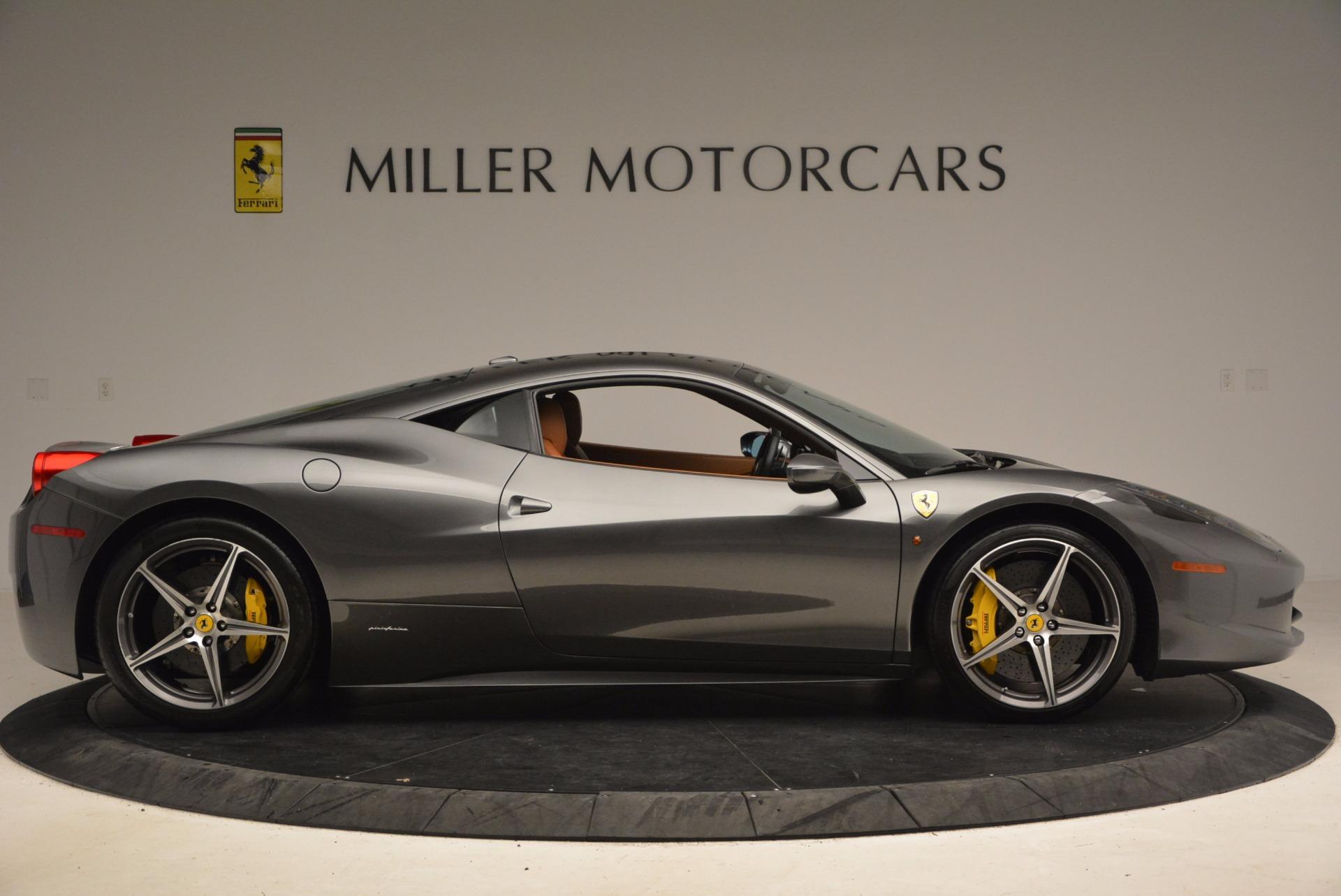 Used 2011 Ferrari 458 Italia  For Sale In Greenwich, CT. Alfa Romeo of Greenwich, 4393A 1385_p9