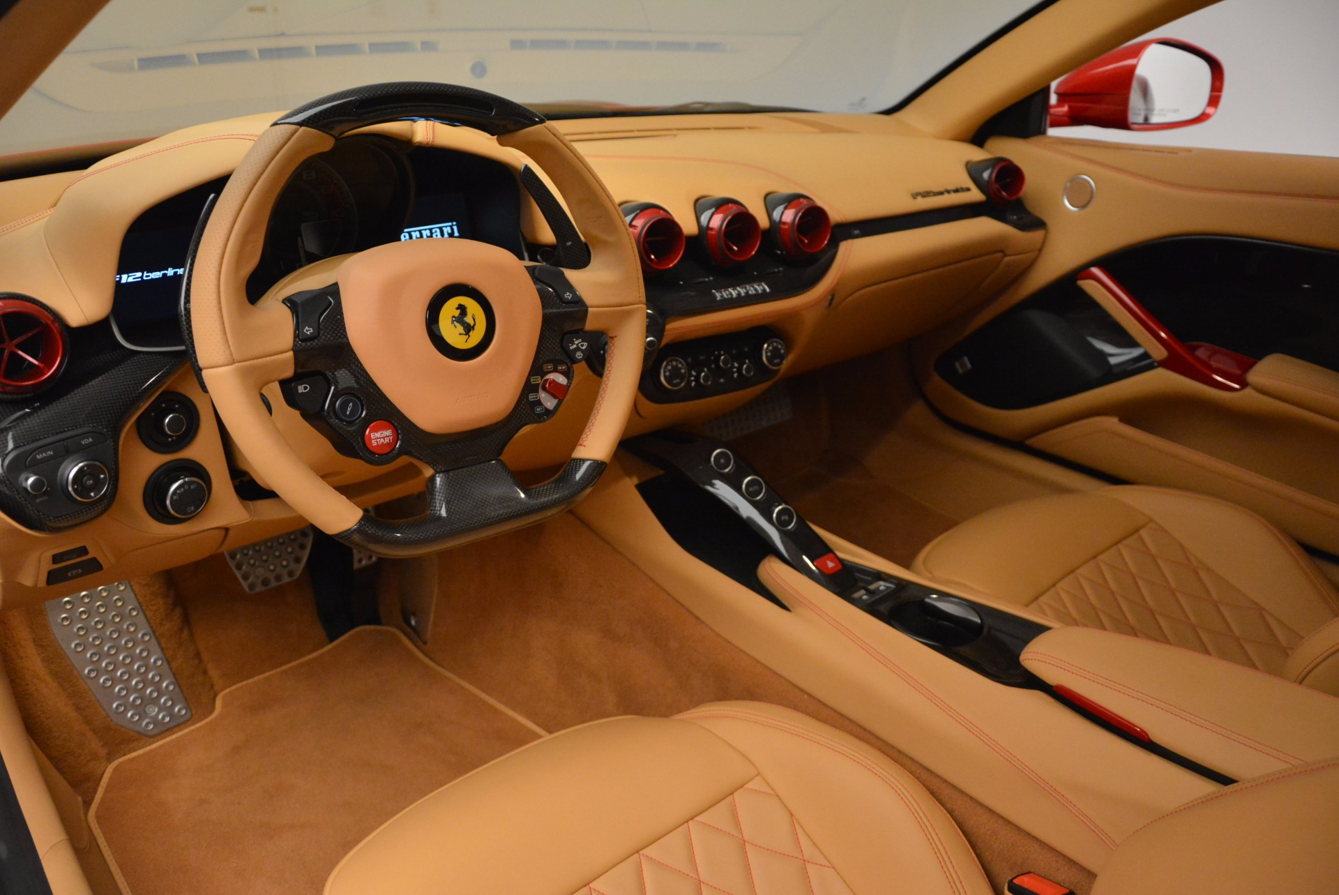 Used 2013 Ferrari F12 Berlinetta  For Sale In Greenwich, CT. Alfa Romeo of Greenwich, 4405 1387_p13