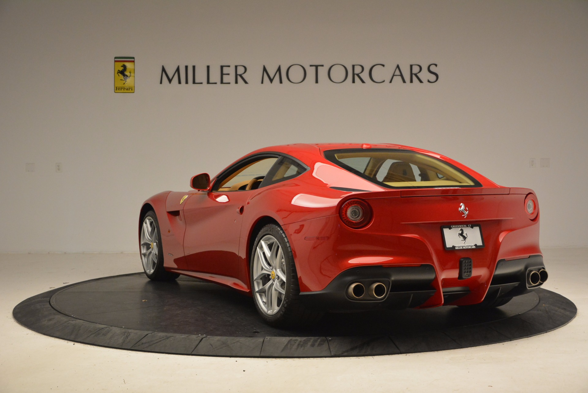 Used 2013 Ferrari F12 Berlinetta  For Sale In Greenwich, CT. Alfa Romeo of Greenwich, 4405 1387_p5