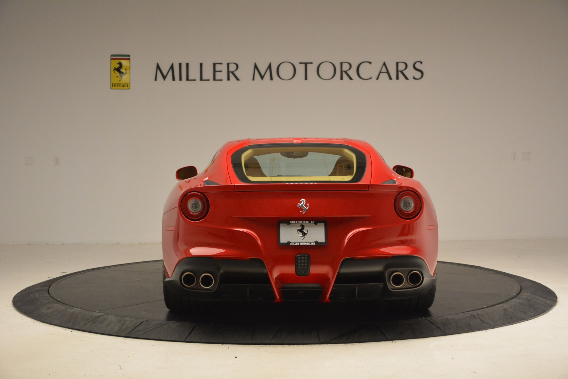 Used 2013 Ferrari F12 Berlinetta  For Sale In Greenwich, CT. Alfa Romeo of Greenwich, 4405 1387_p6