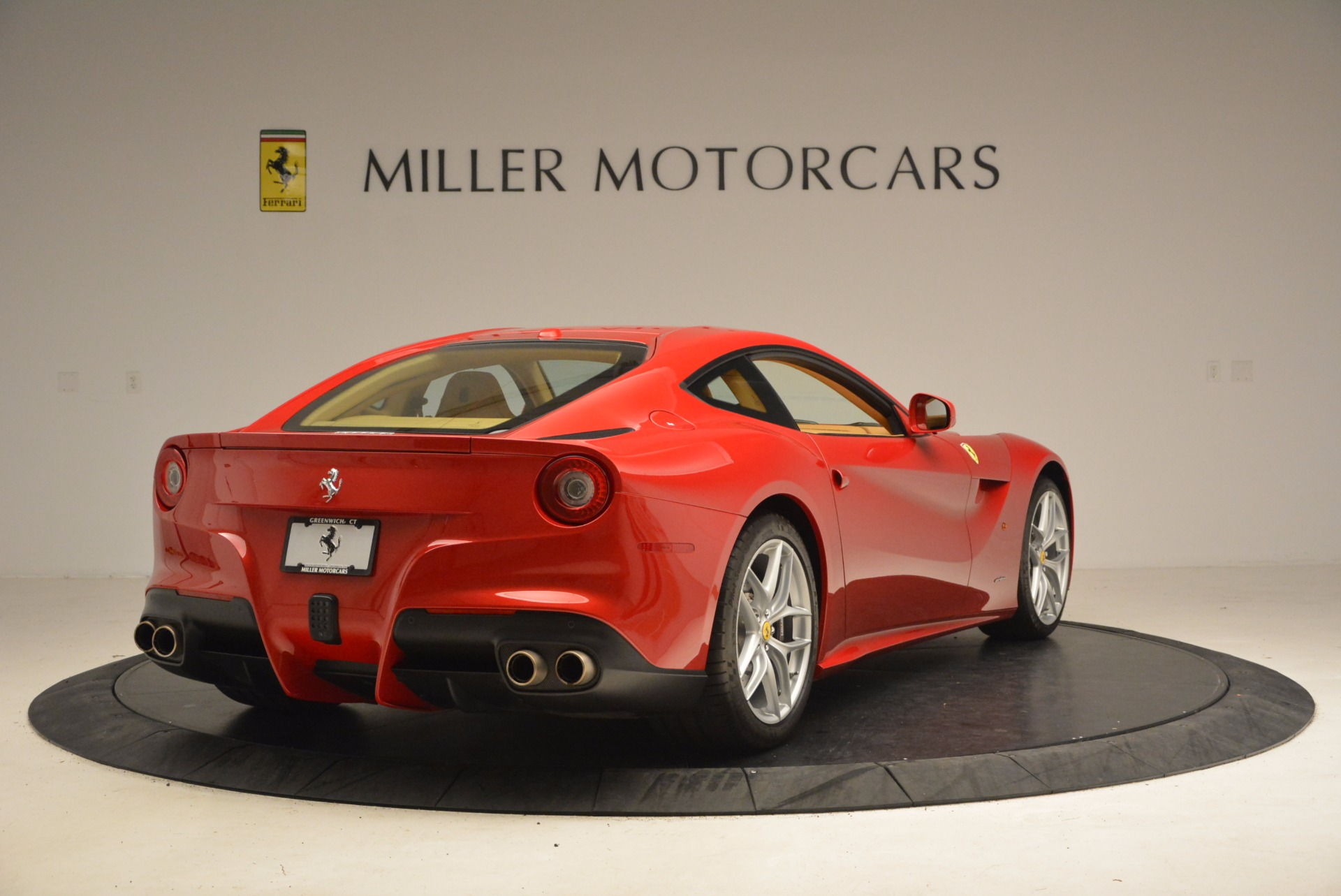 Used 2013 Ferrari F12 Berlinetta  For Sale In Greenwich, CT. Alfa Romeo of Greenwich, 4405 1387_p7