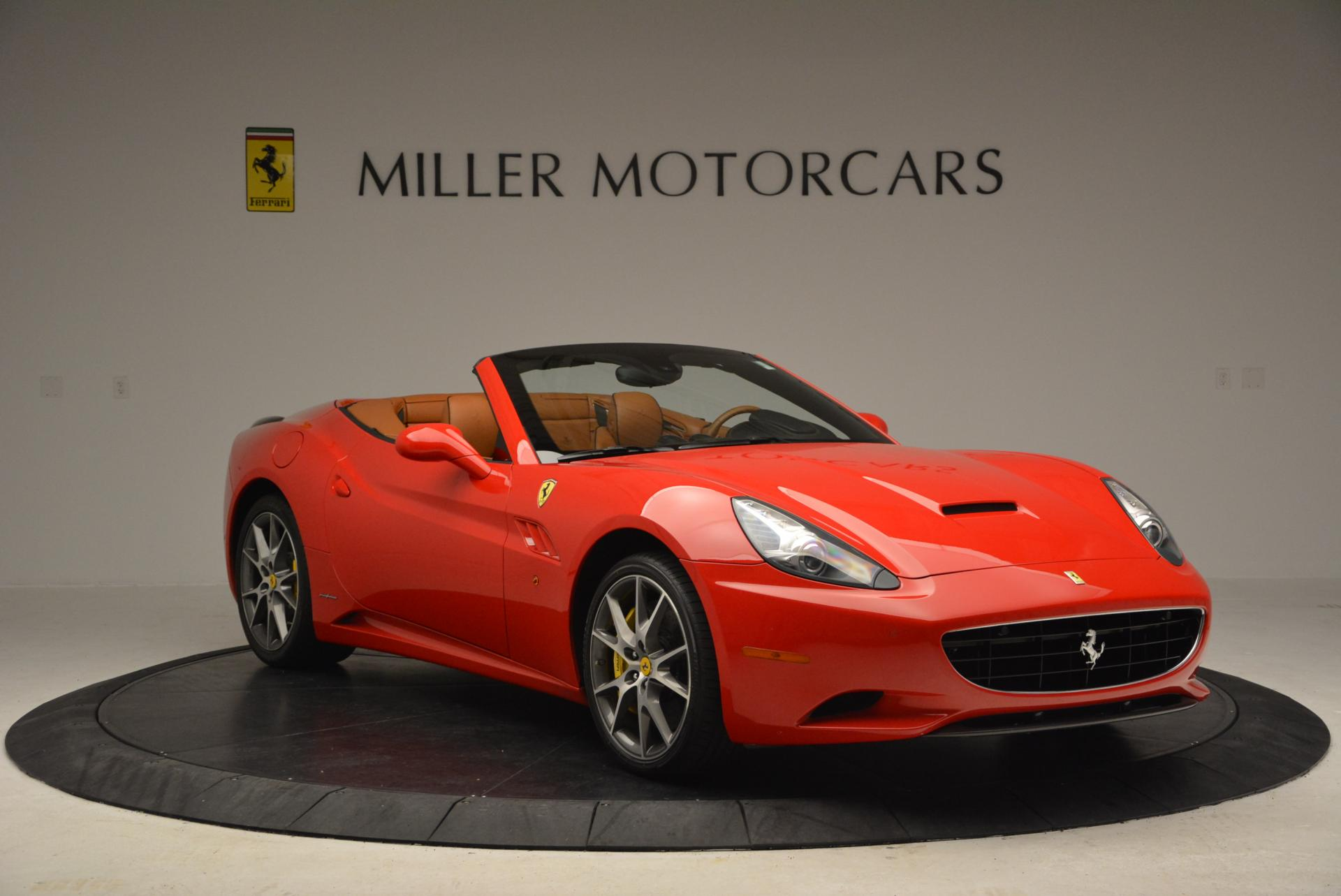 Used 2011 Ferrari California  For Sale In Greenwich, CT. Alfa Romeo of Greenwich, 4274A 139_p11