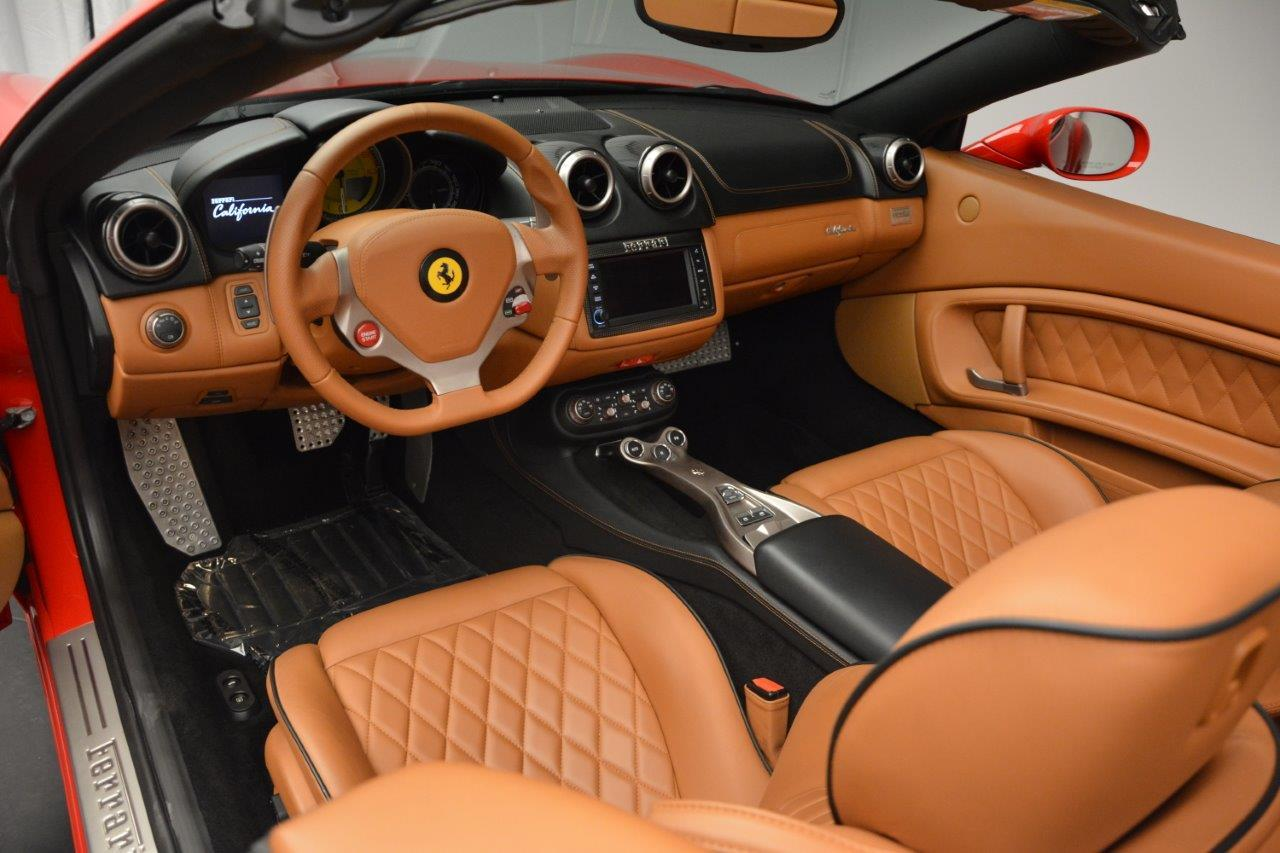 Used 2011 Ferrari California  For Sale In Greenwich, CT. Alfa Romeo of Greenwich, 4274A 139_p25