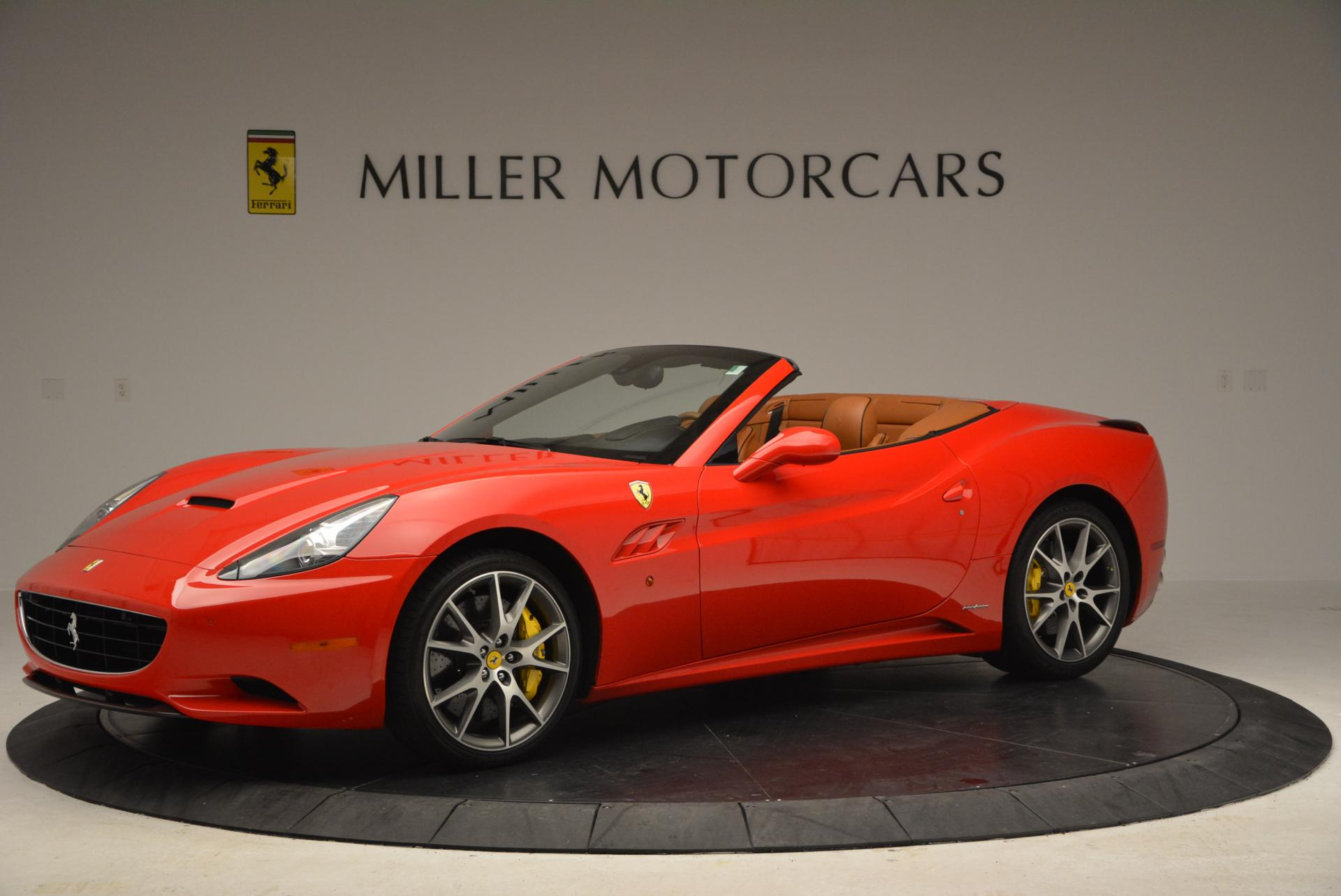 Used 2011 Ferrari California  For Sale In Greenwich, CT. Alfa Romeo of Greenwich, 4274A 139_p2