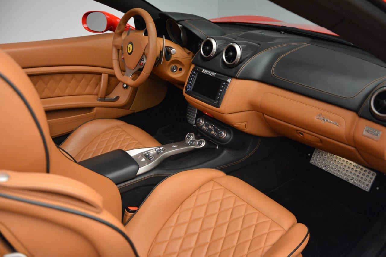 Used 2011 Ferrari California  For Sale In Greenwich, CT. Alfa Romeo of Greenwich, 4274A 139_p30