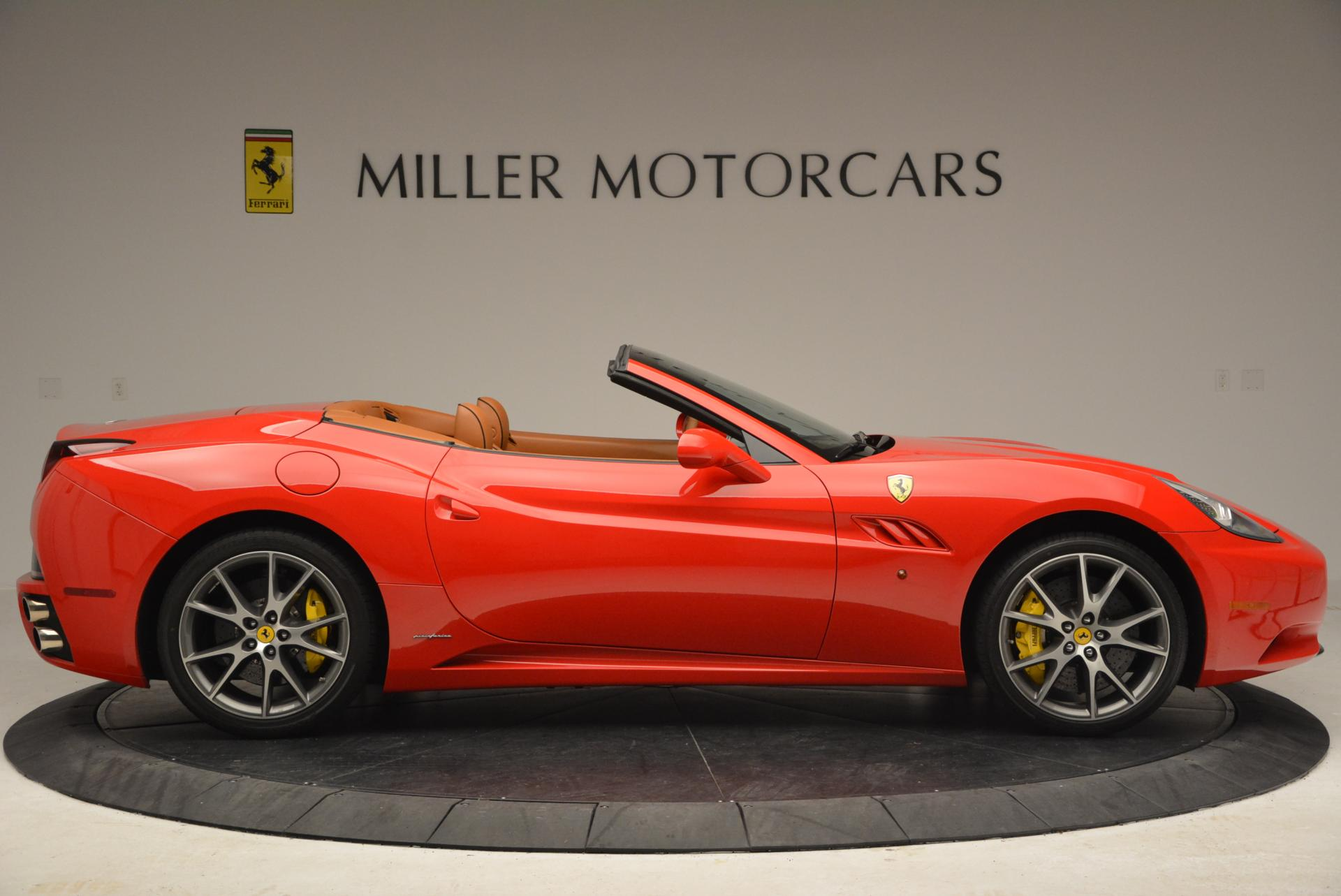 Used 2011 Ferrari California  For Sale In Greenwich, CT. Alfa Romeo of Greenwich, 4274A 139_p9
