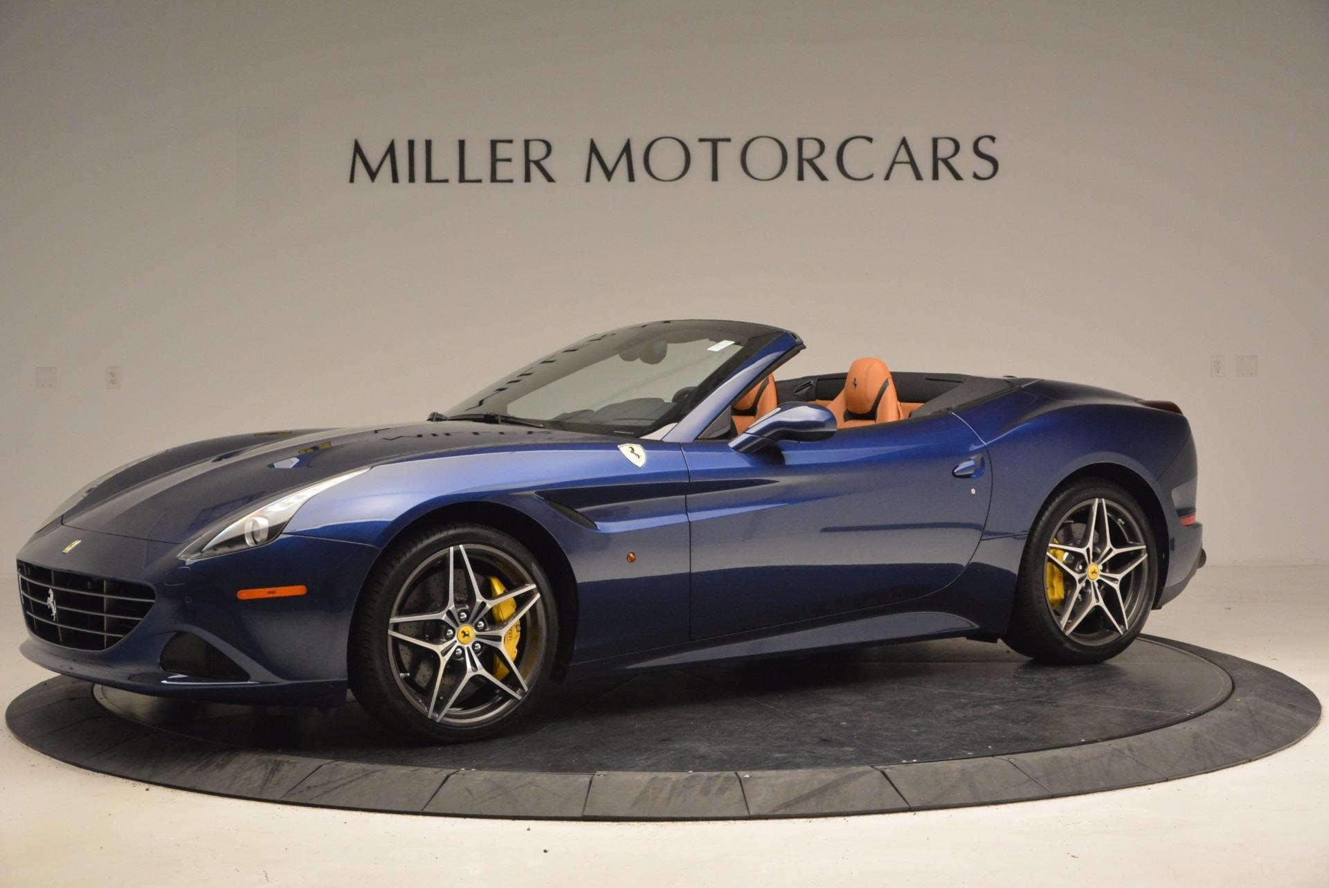 Used 2017 Ferrari California T Handling Speciale For Sale In Greenwich, CT. Alfa Romeo of Greenwich, F1809B 1394_p2