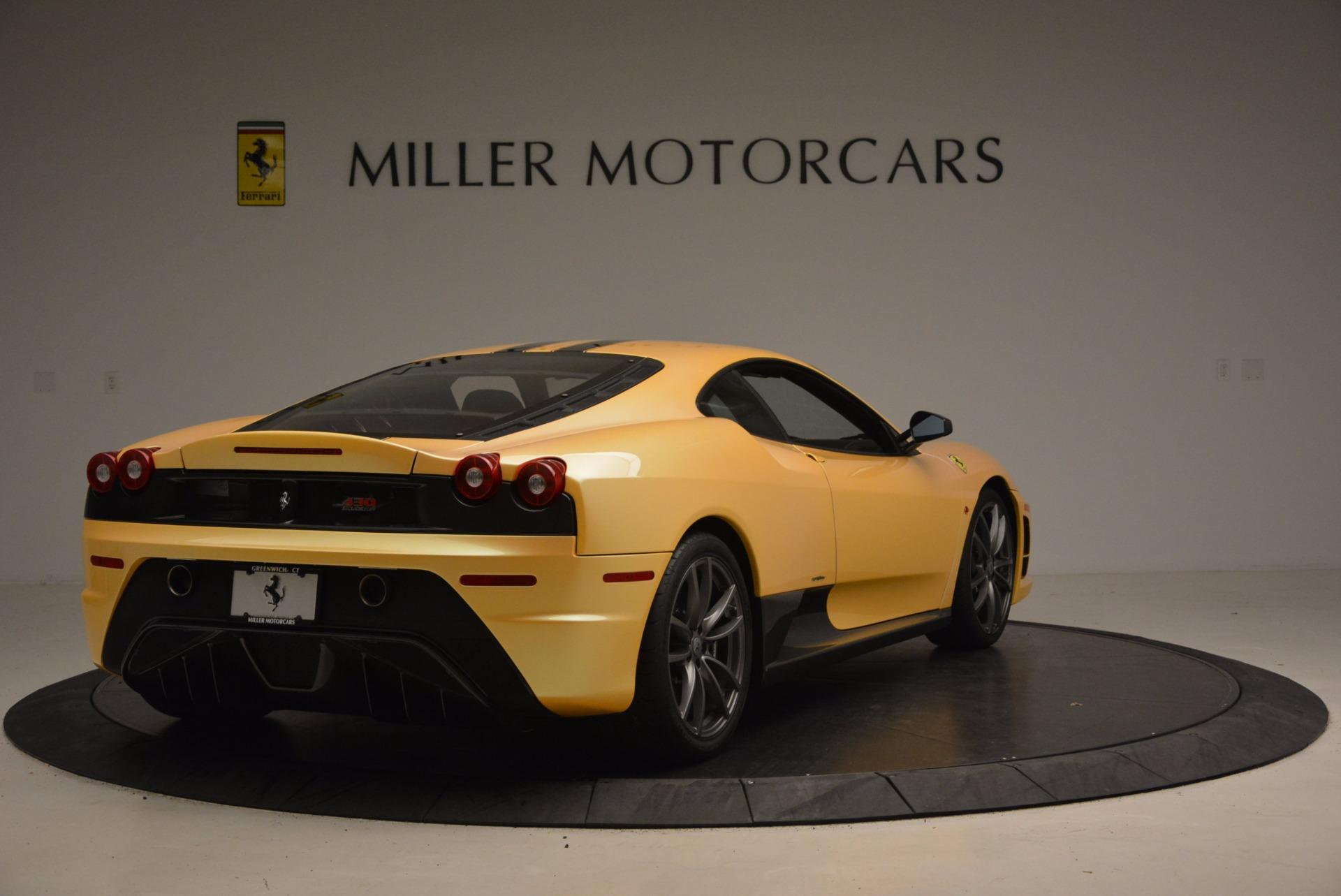 Used 2008 Ferrari F430 Scuderia For Sale In Greenwich, CT. Alfa Romeo of Greenwich, 4406 1397_p7
