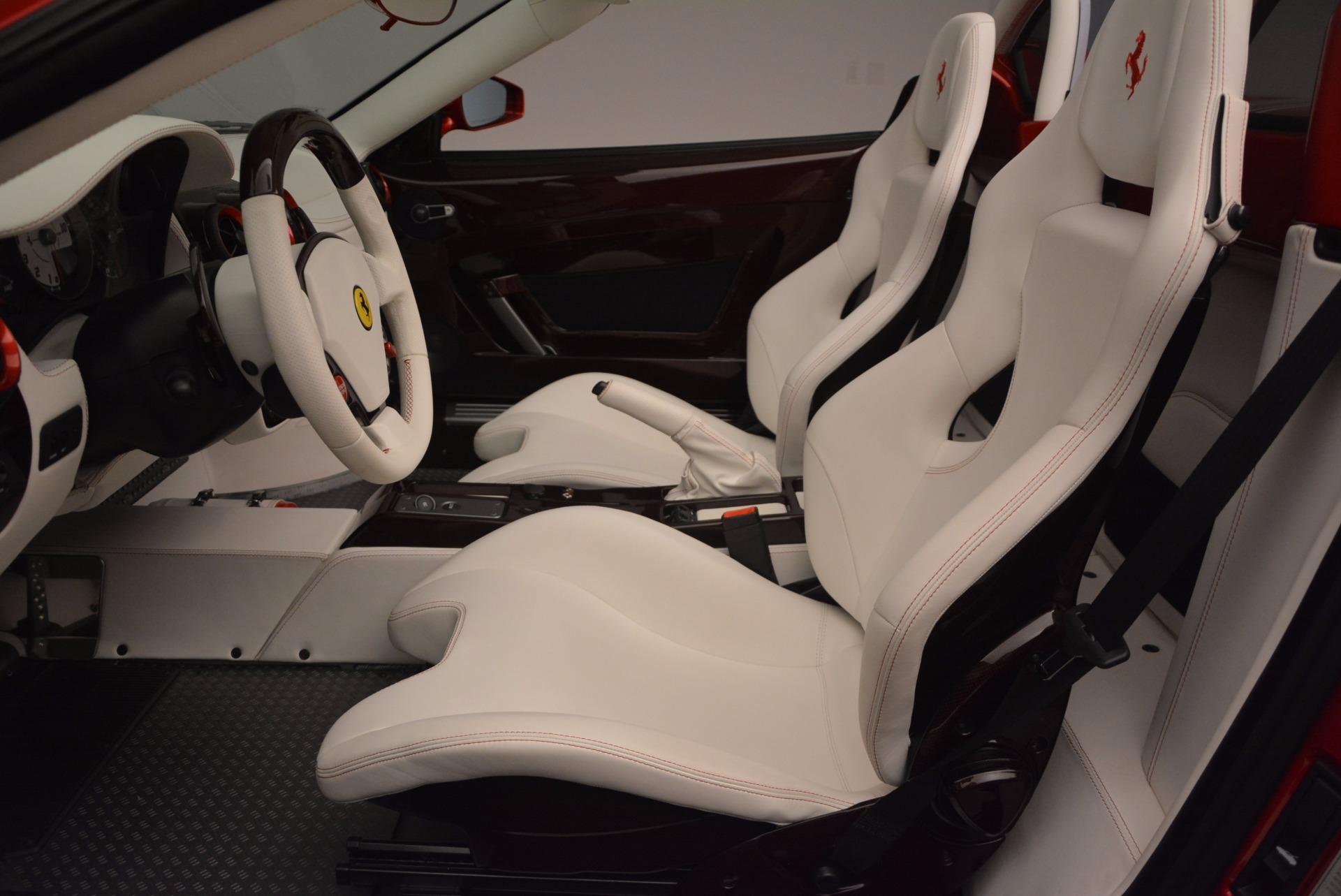 Used 2009 Ferrari F430 Scuderia 16M For Sale In Greenwich, CT. Alfa Romeo of Greenwich, 4404 1398_p26