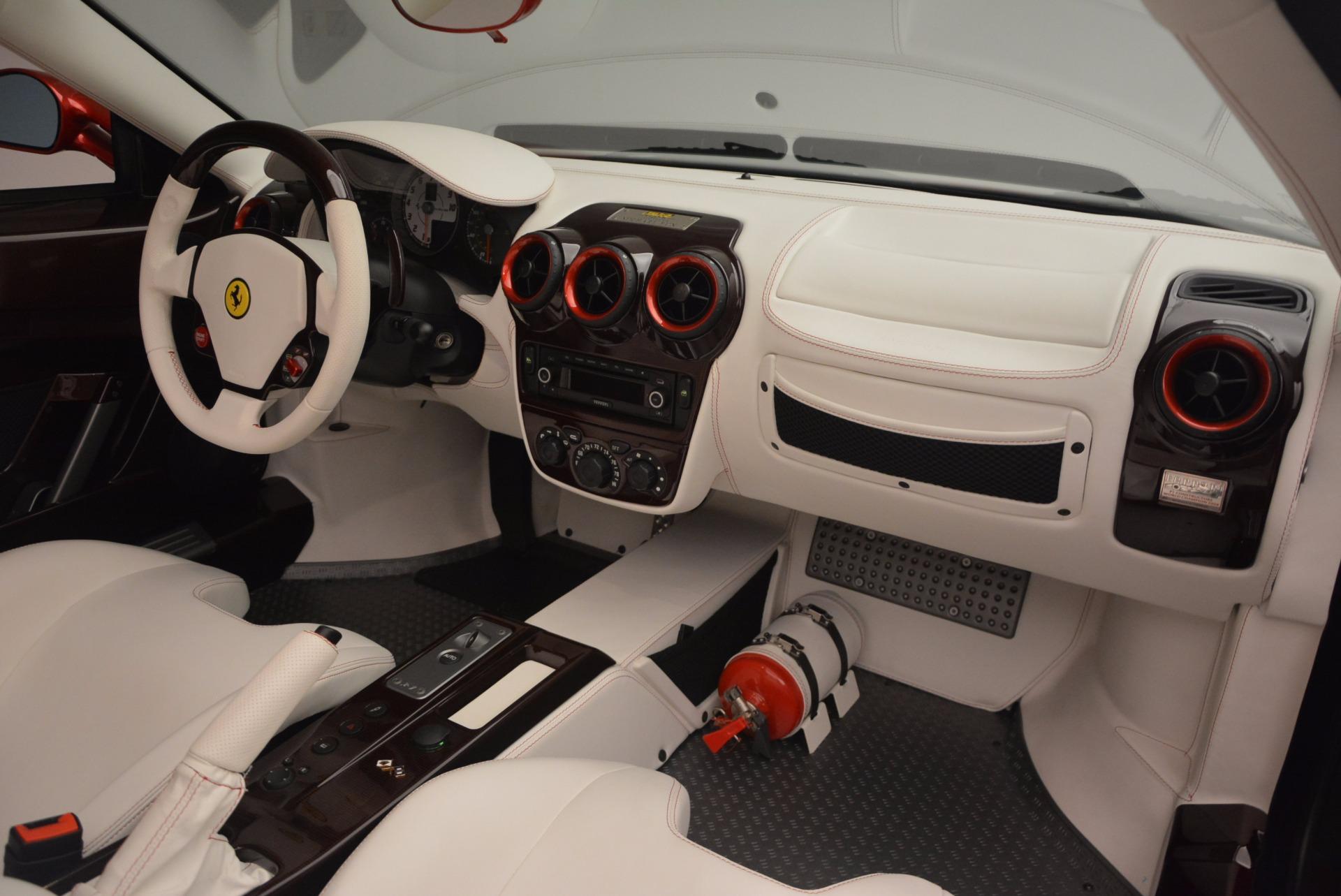 Used 2009 Ferrari F430 Scuderia 16M For Sale In Greenwich, CT. Alfa Romeo of Greenwich, 4404 1398_p29