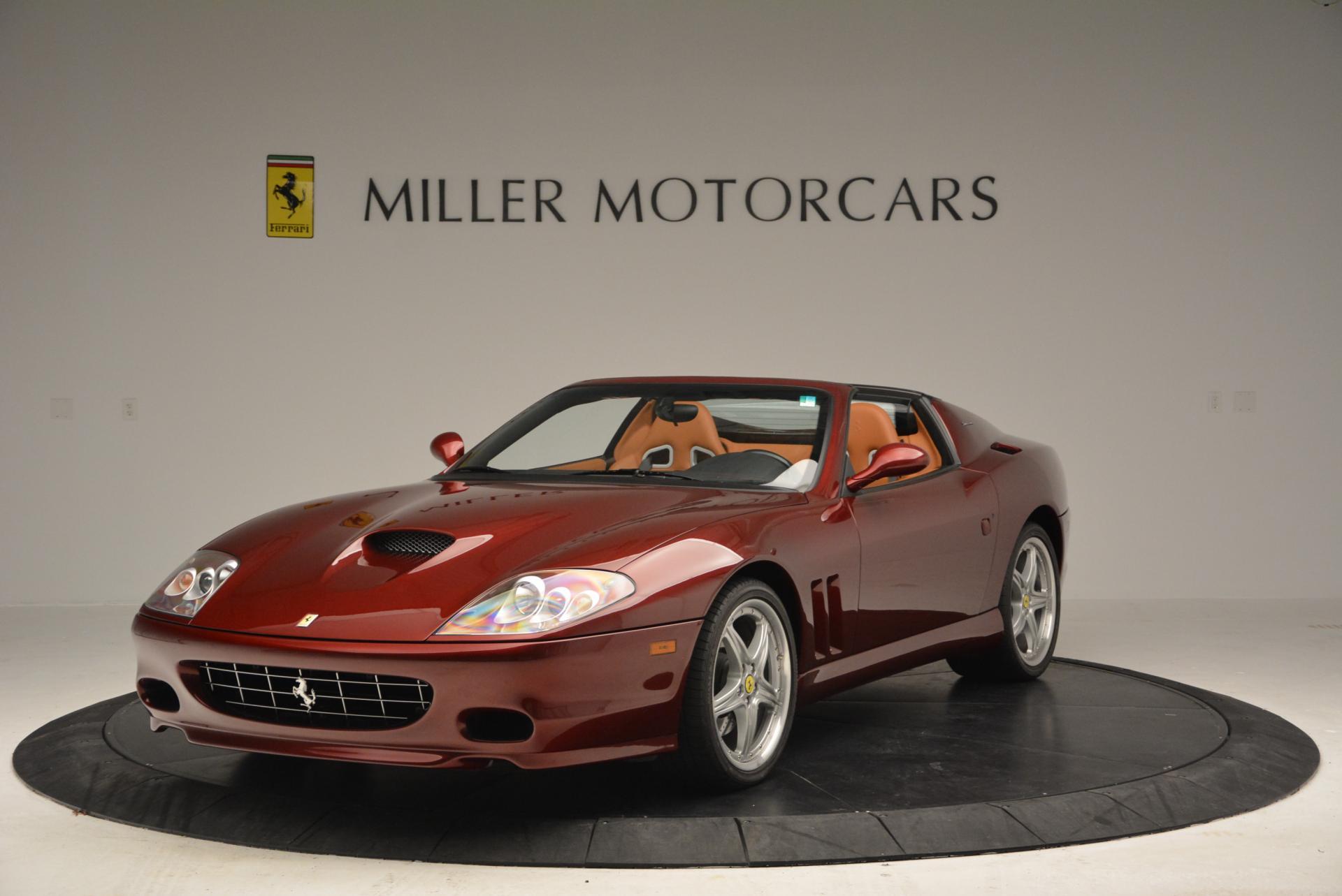 Used 2005 Ferrari Superamerica  For Sale In Greenwich, CT. Alfa Romeo of Greenwich, 4294 140_main
