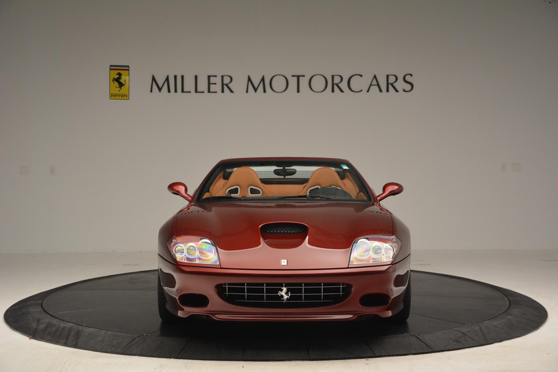 Used 2005 Ferrari Superamerica  For Sale In Greenwich, CT. Alfa Romeo of Greenwich, 4294 140_p12