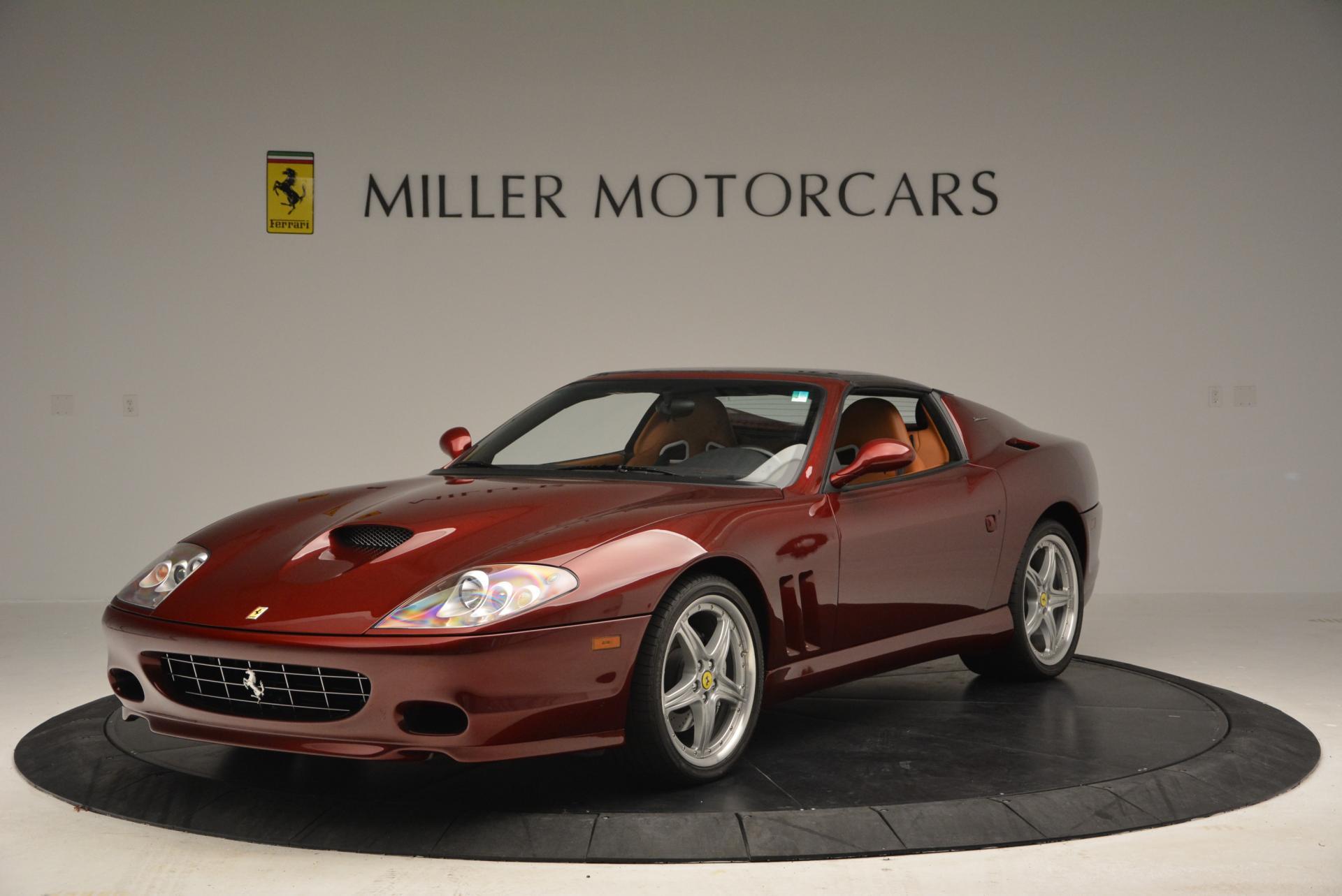 Used 2005 Ferrari Superamerica  For Sale In Greenwich, CT. Alfa Romeo of Greenwich, 4294 140_p13